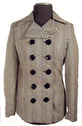 'Riley' - Retro Sixties Mod Peacoat by BEN SHERMAN