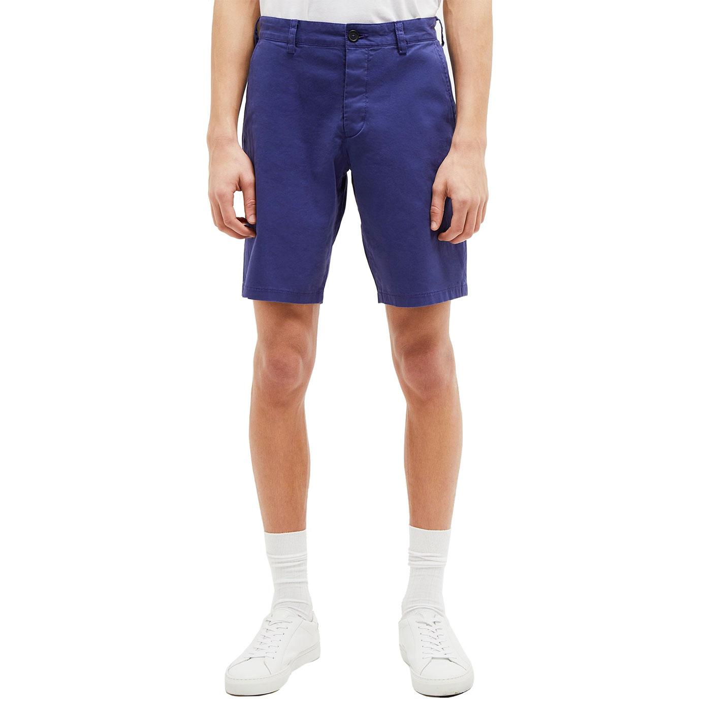 FRENCH CONNECTION Machine Stretch Shorts CB