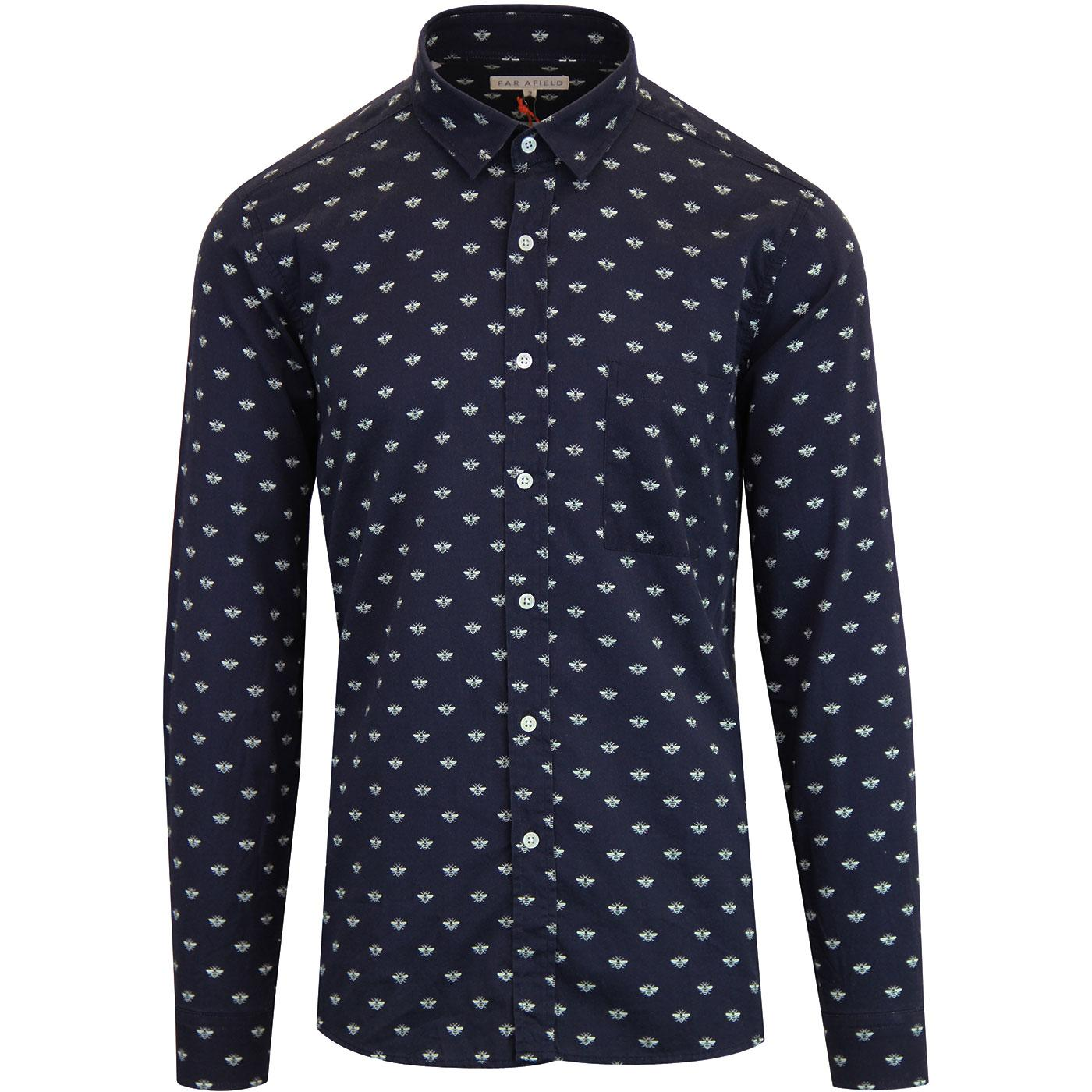 Cognito FAR AFIELD Manchester Worker Bee Shirt