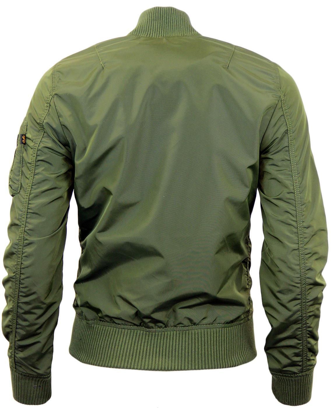 Alpha Industries Womens Standard Ma-1 W Flight Jacket