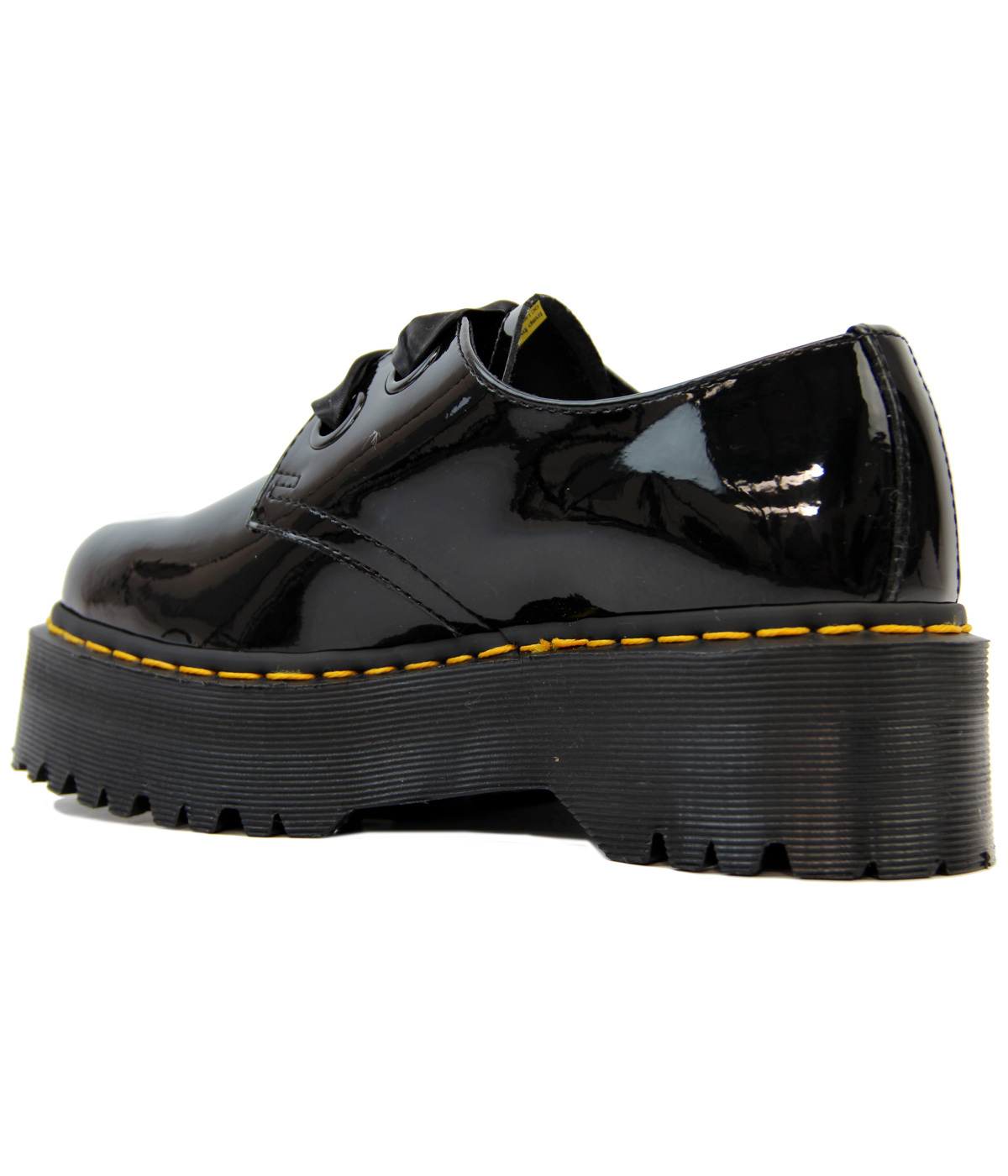 DR MARTENS Holly Retro Patent Lamper
