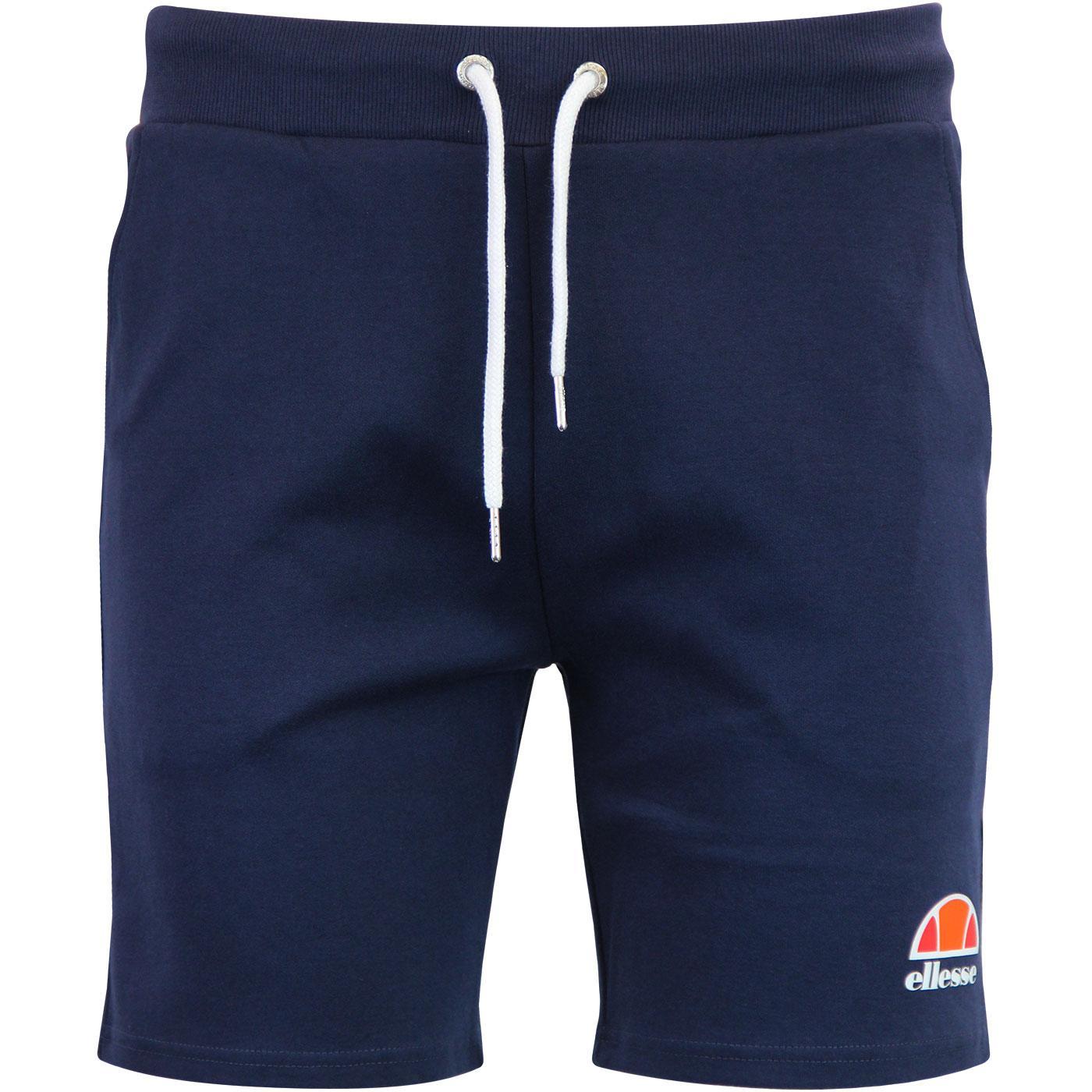 Crawford ELLESSE Retro Summer Sports Shorts NAVY