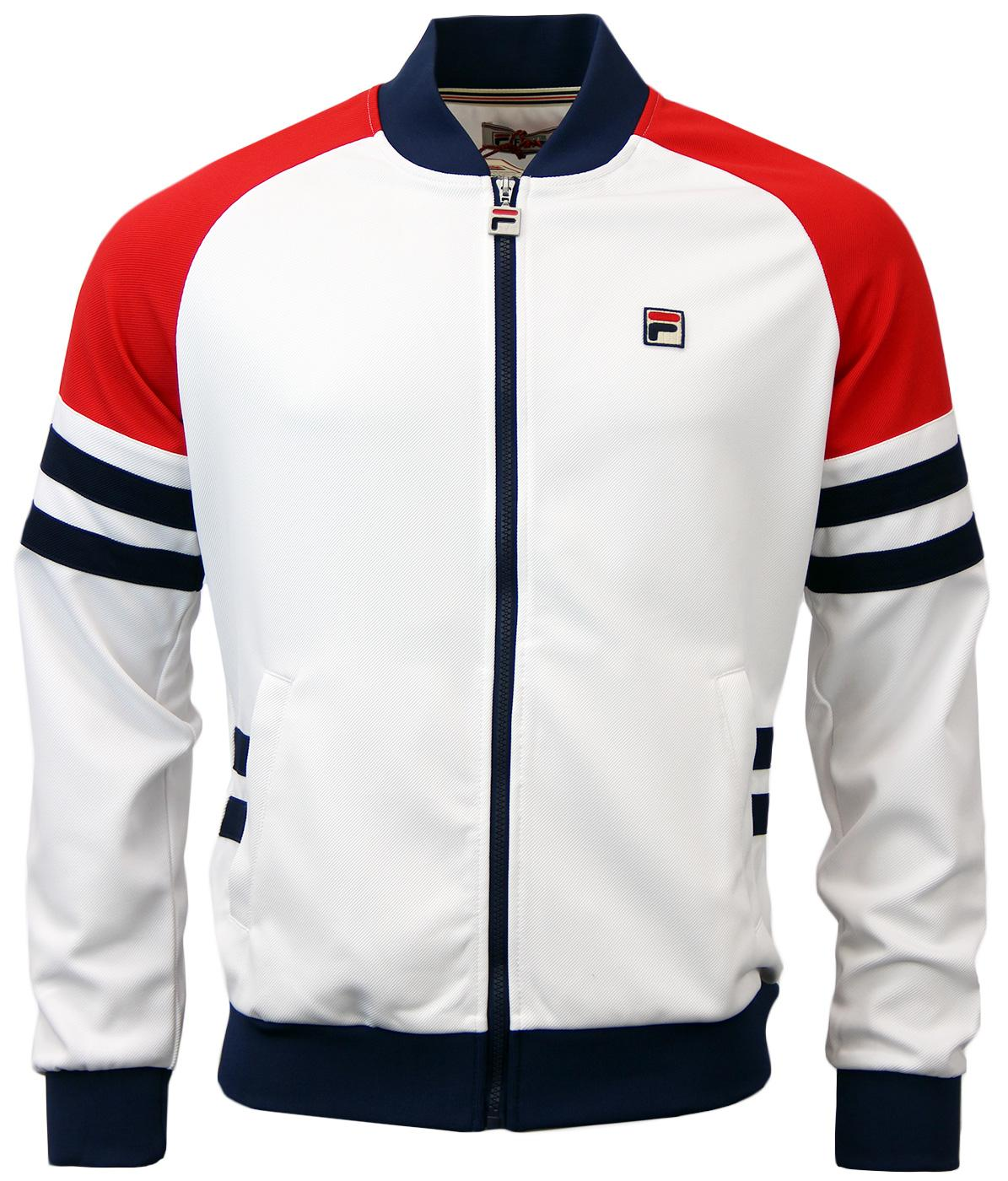 Founder FILA VINTAGE Retro Seventies Track Jacket