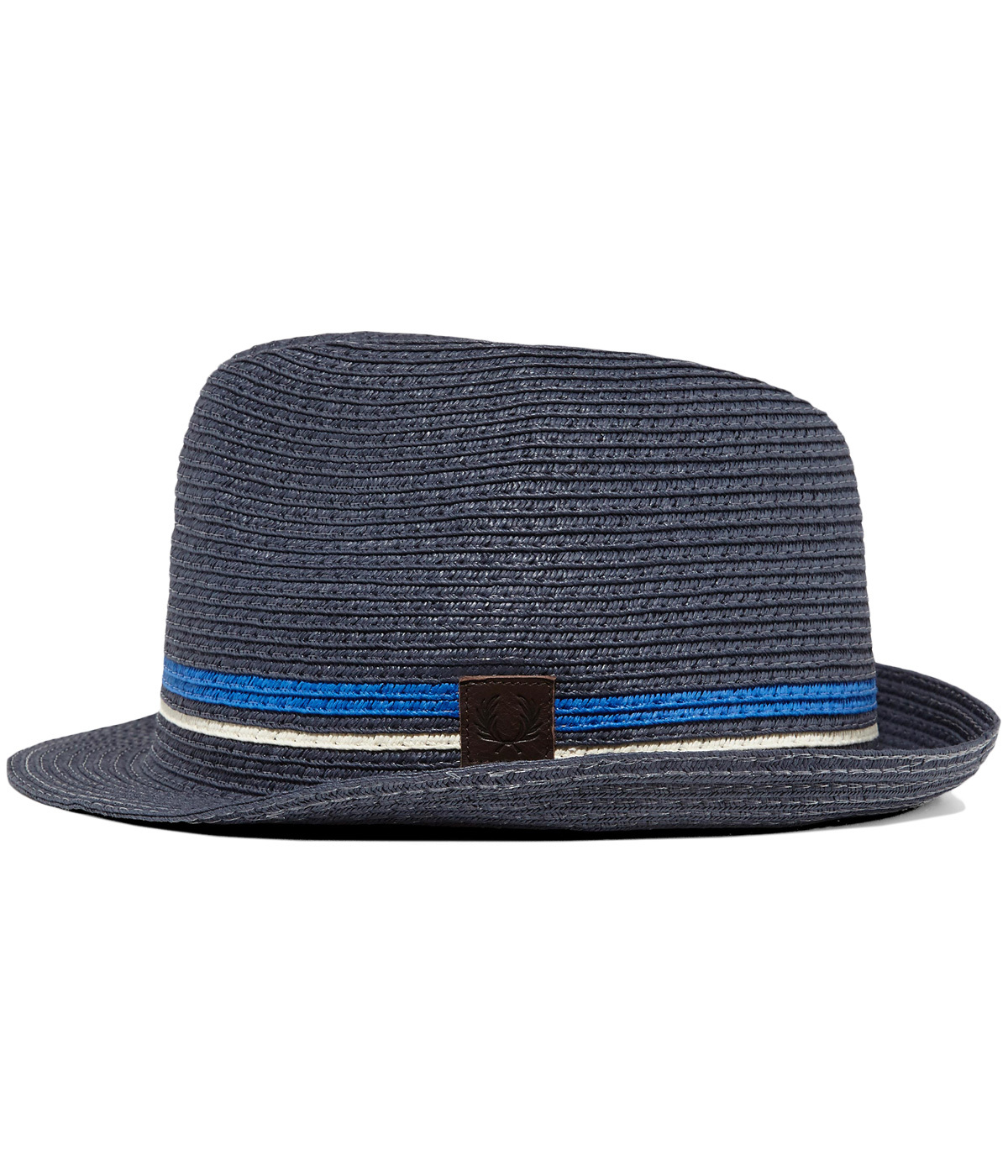 FRED PERRY Retro Mod Indie Straw Trilby