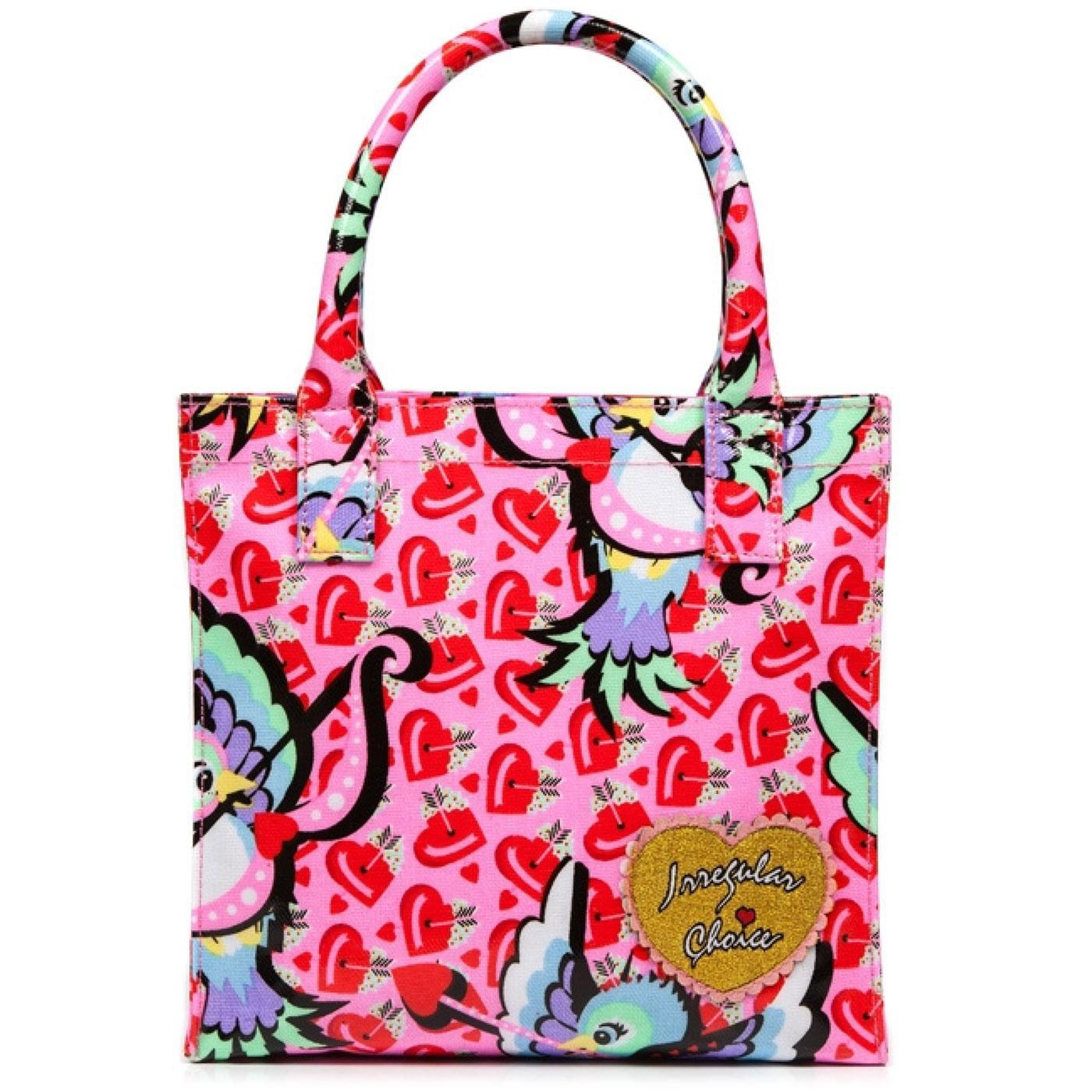 Magic Shopper IRREGULAR CHOICE Small Love Bird Bag