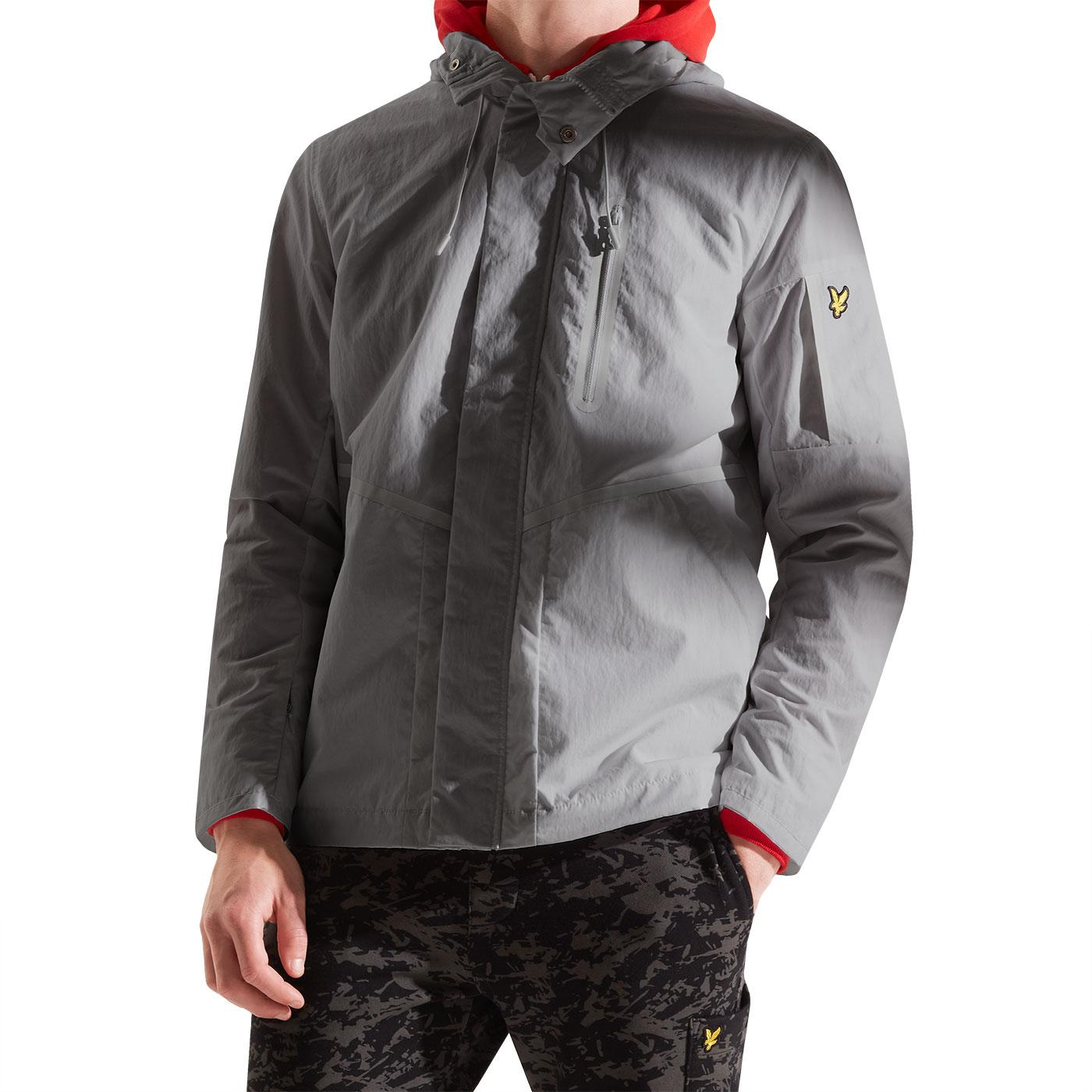 LYLE & SCOTT Casuals Hooded Jacket (Urban Grey)