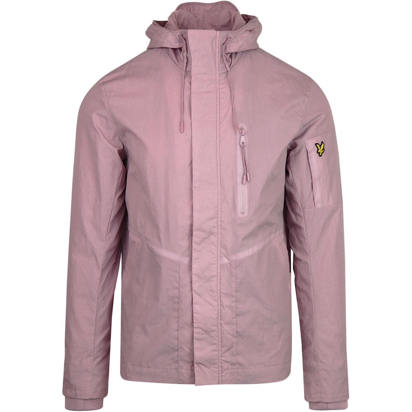 LYLE & SCOTT Retro 90s Minimal Hooded Jacket (LM)