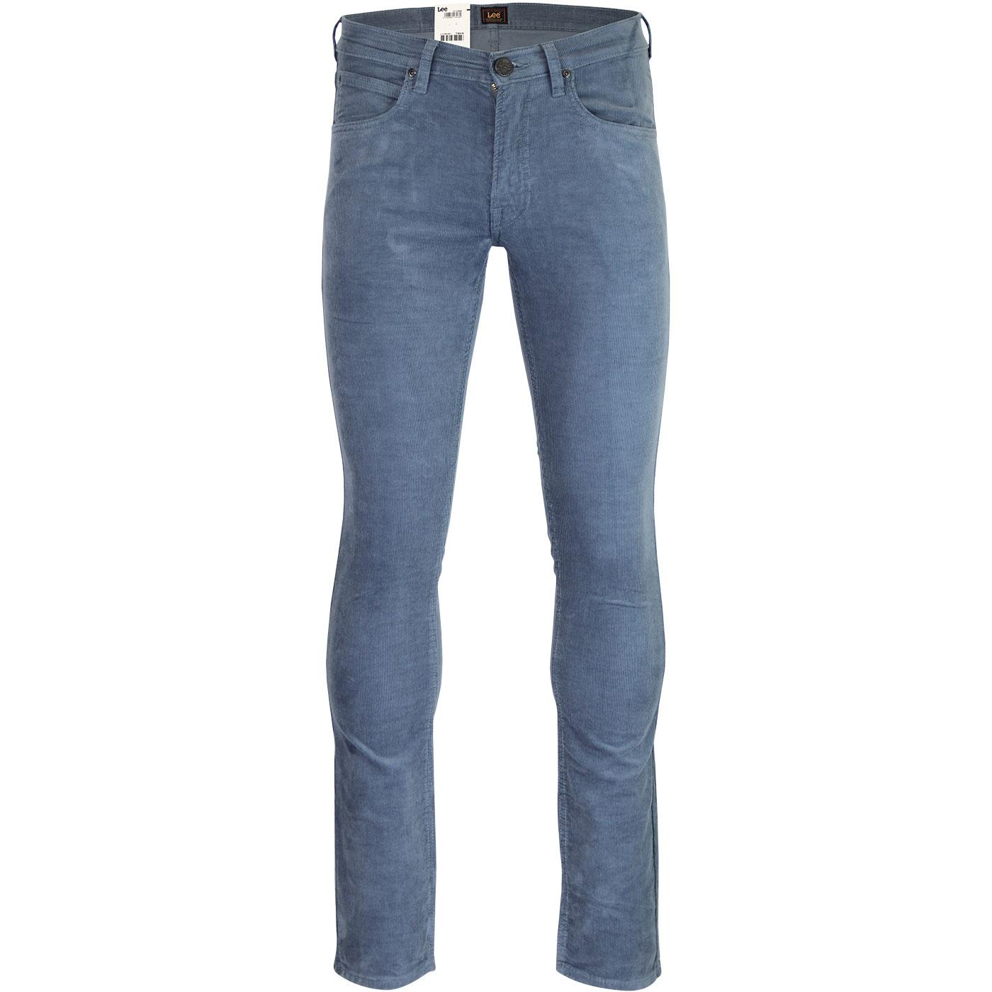 Luke LEE Mod Slim Tapered Cord Jeans (Bering Sea)