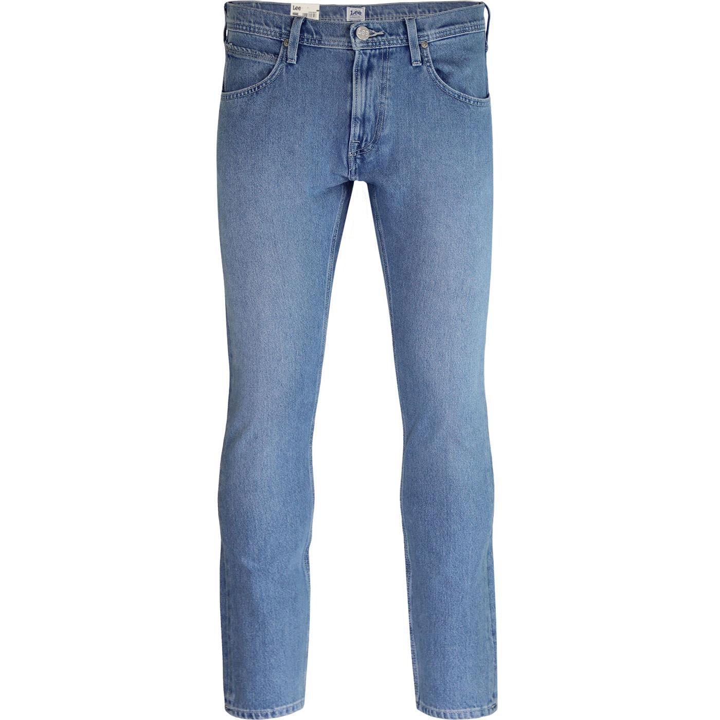 Luke Worker LEE Retro Light Stonewash Jeans
