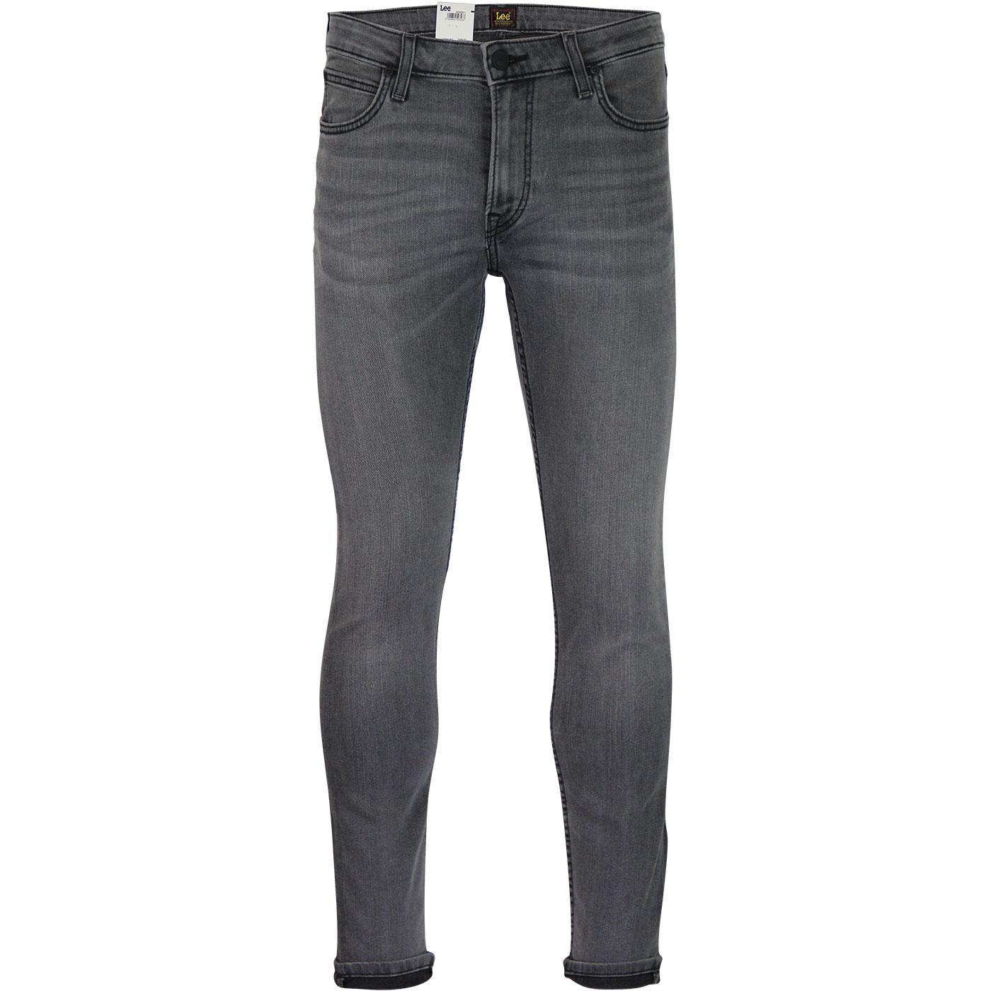 Malone LEE JEANS Retro Skinny Jeans NEW GREY