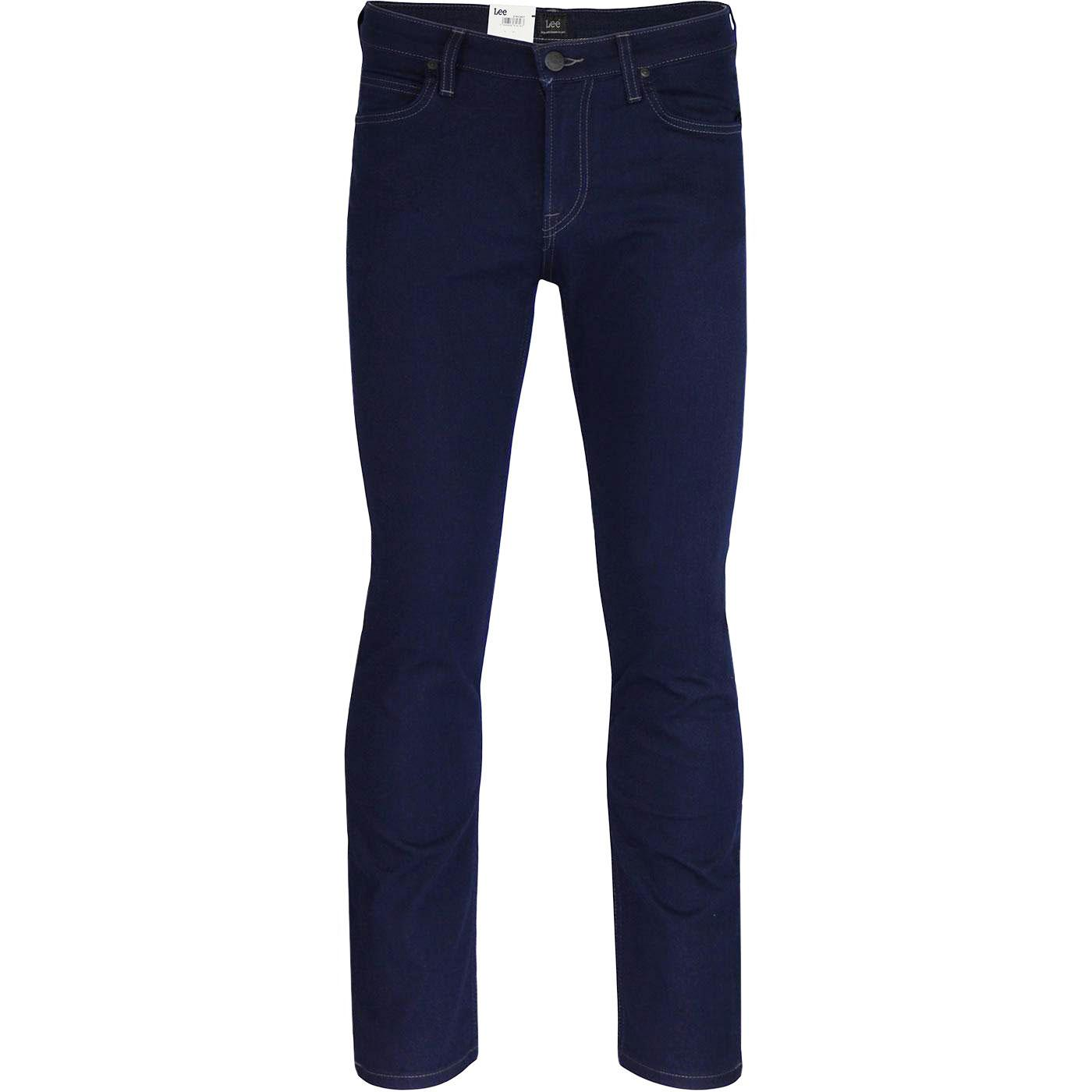 Rider LEE Slim Leg Retro Denim Jeans - Snap Blue