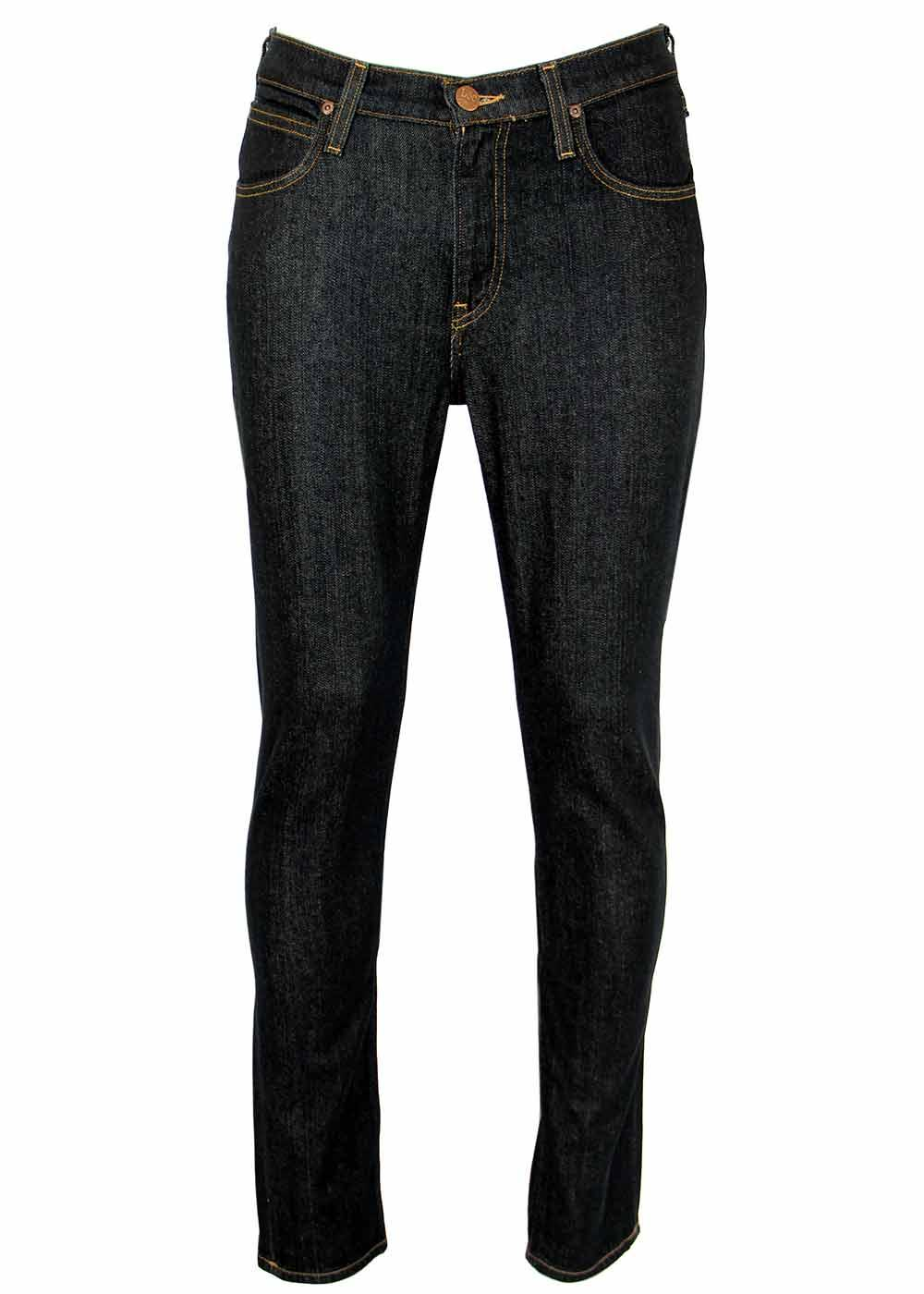 Arvin LEE Retro Mod Regular Tapered Denim Jeans BC