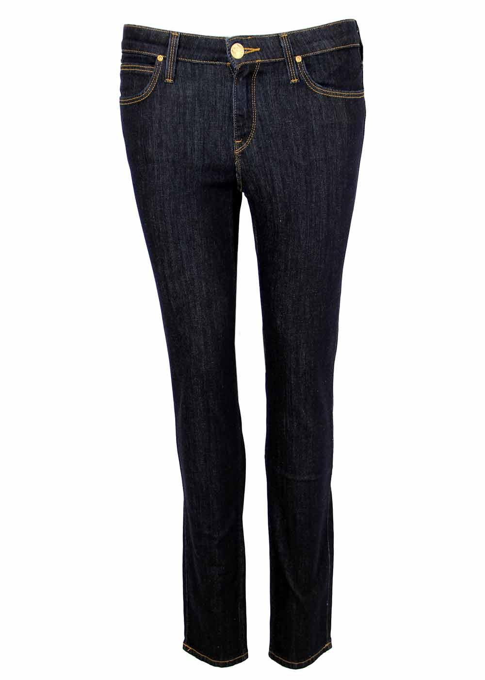 Scarlett LEE Retro Stretch Deluxe Skinny Jeans OW