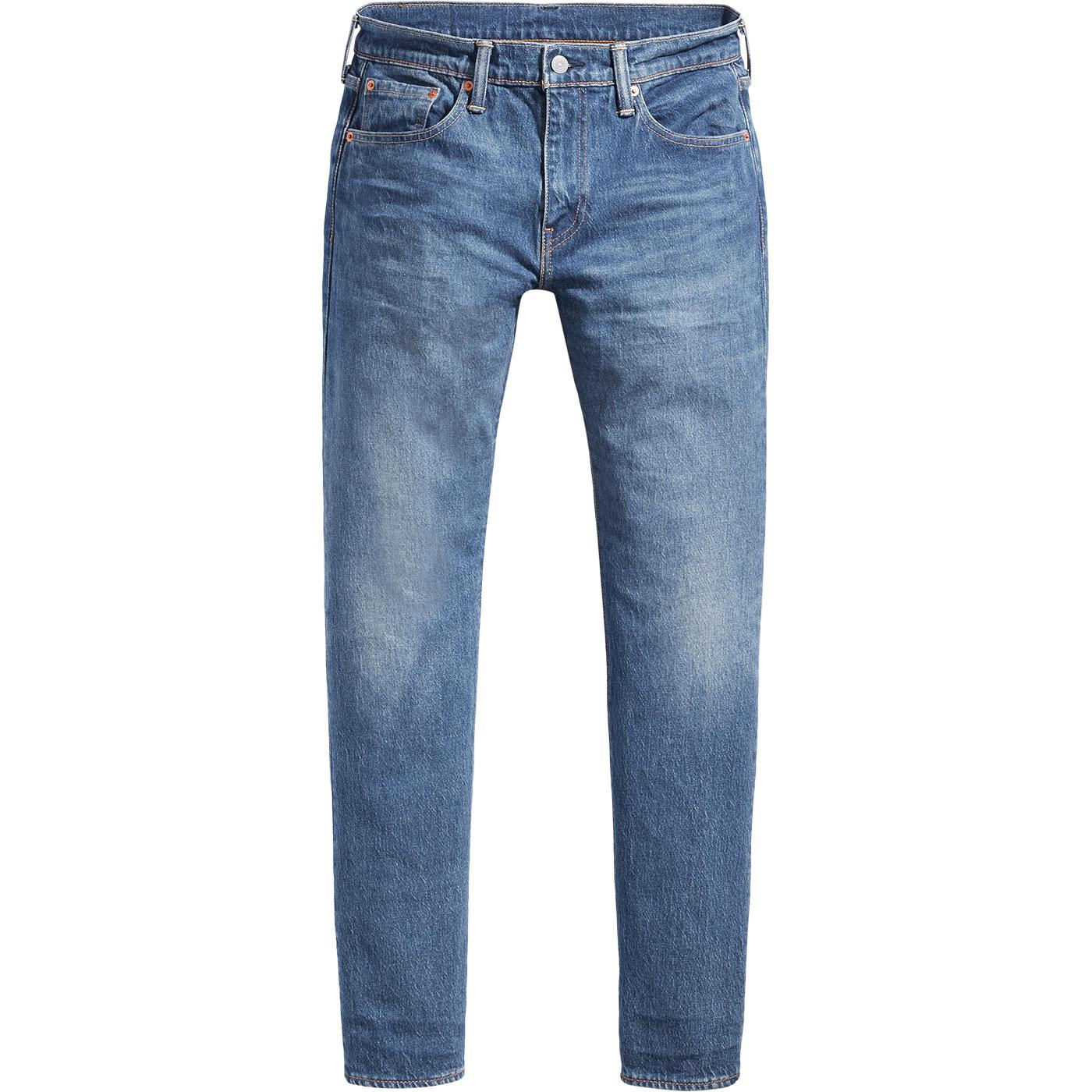 LEVI'S 502 Regular Tapered Mod Denim Jeans SIXTEEN