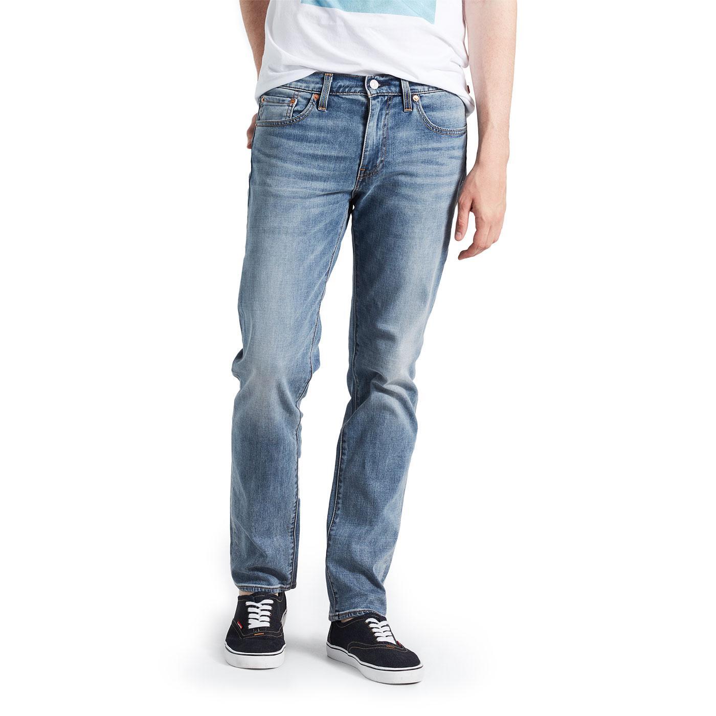 LEVI'S 511 Retro Slim Denim Jeans (Agean Adapt)