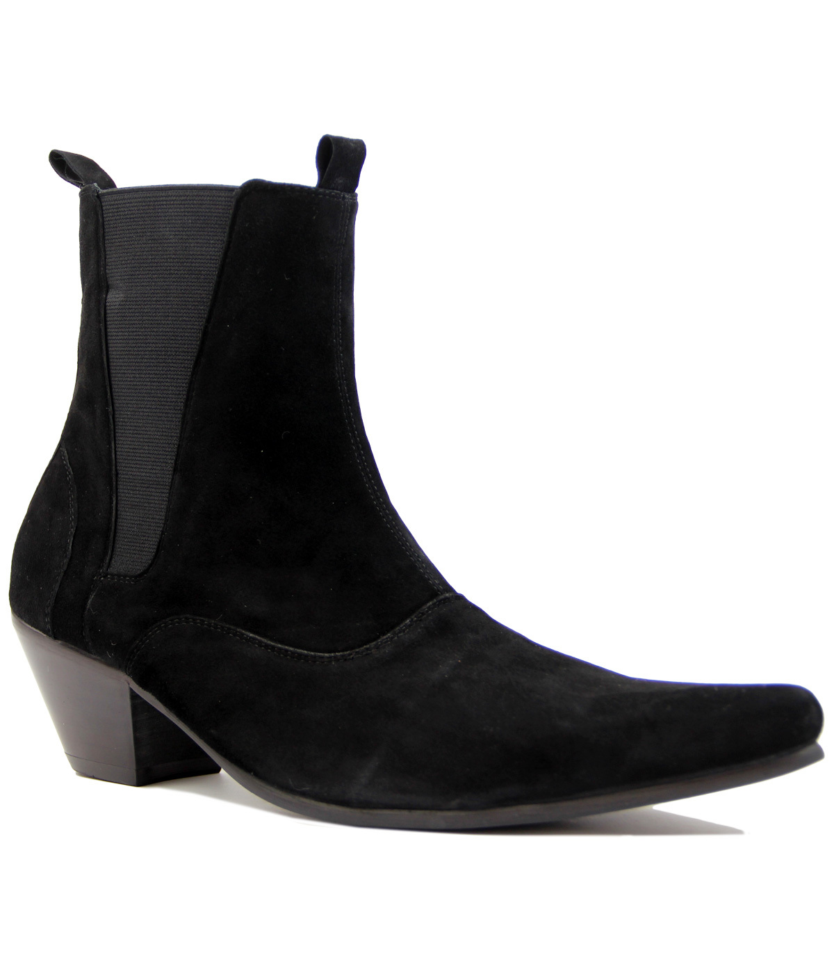 Outlaw MADCAP ENGLAND Mod Cuban Chelsea Boots (BS)