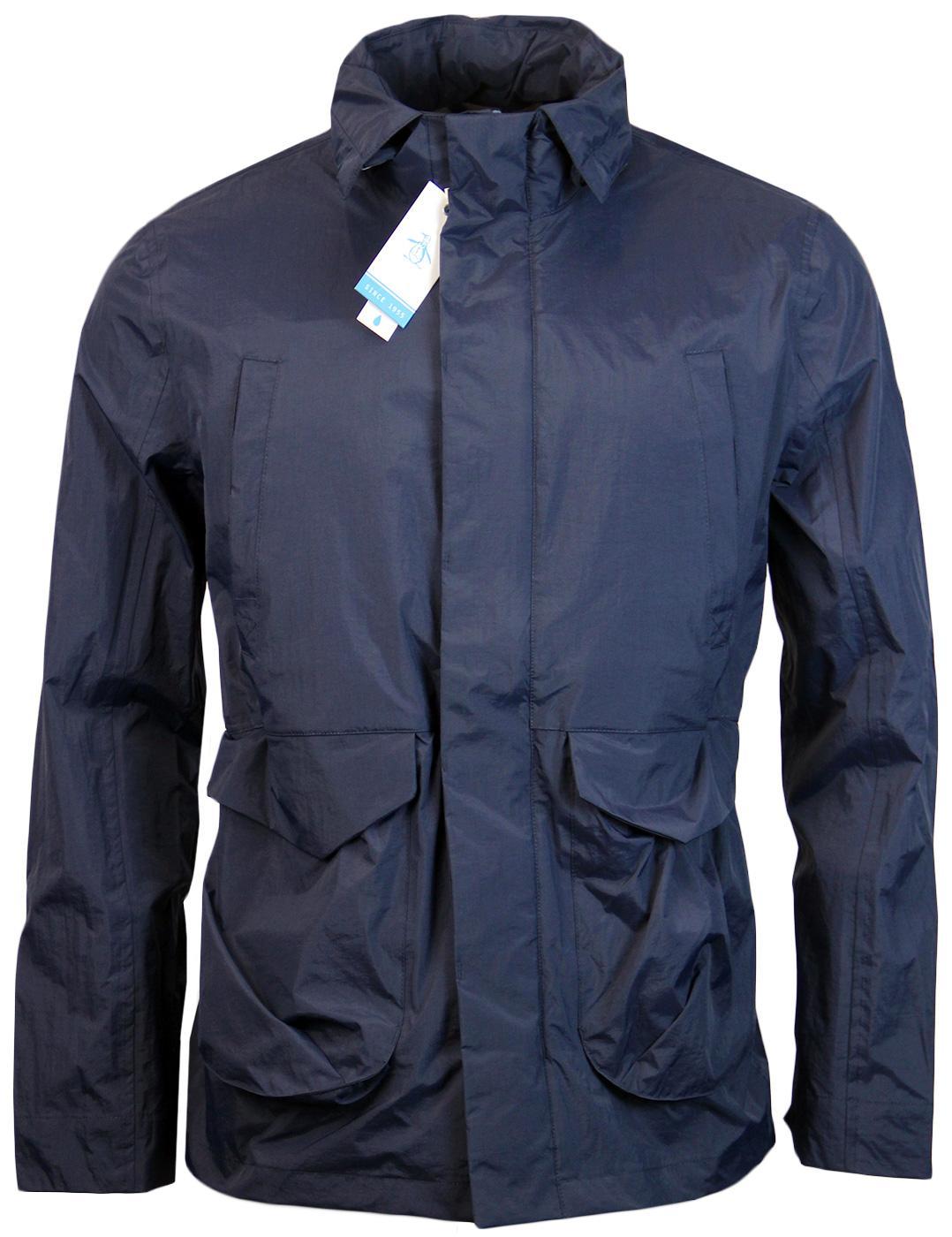 Quntic ORIGINAL PENGUIN Retro Indie Field Jacket