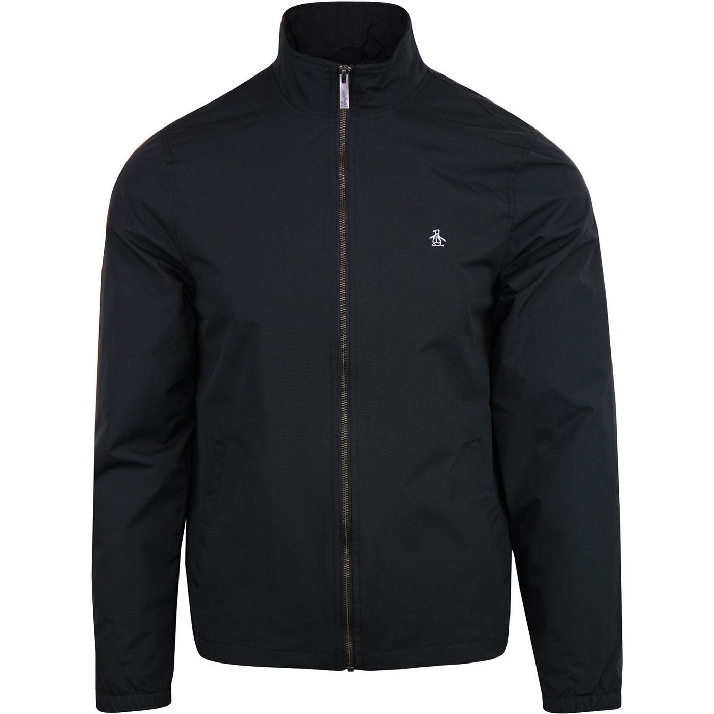 ORIGINAL PENGUIN Men's Retro Windcheater Jacket