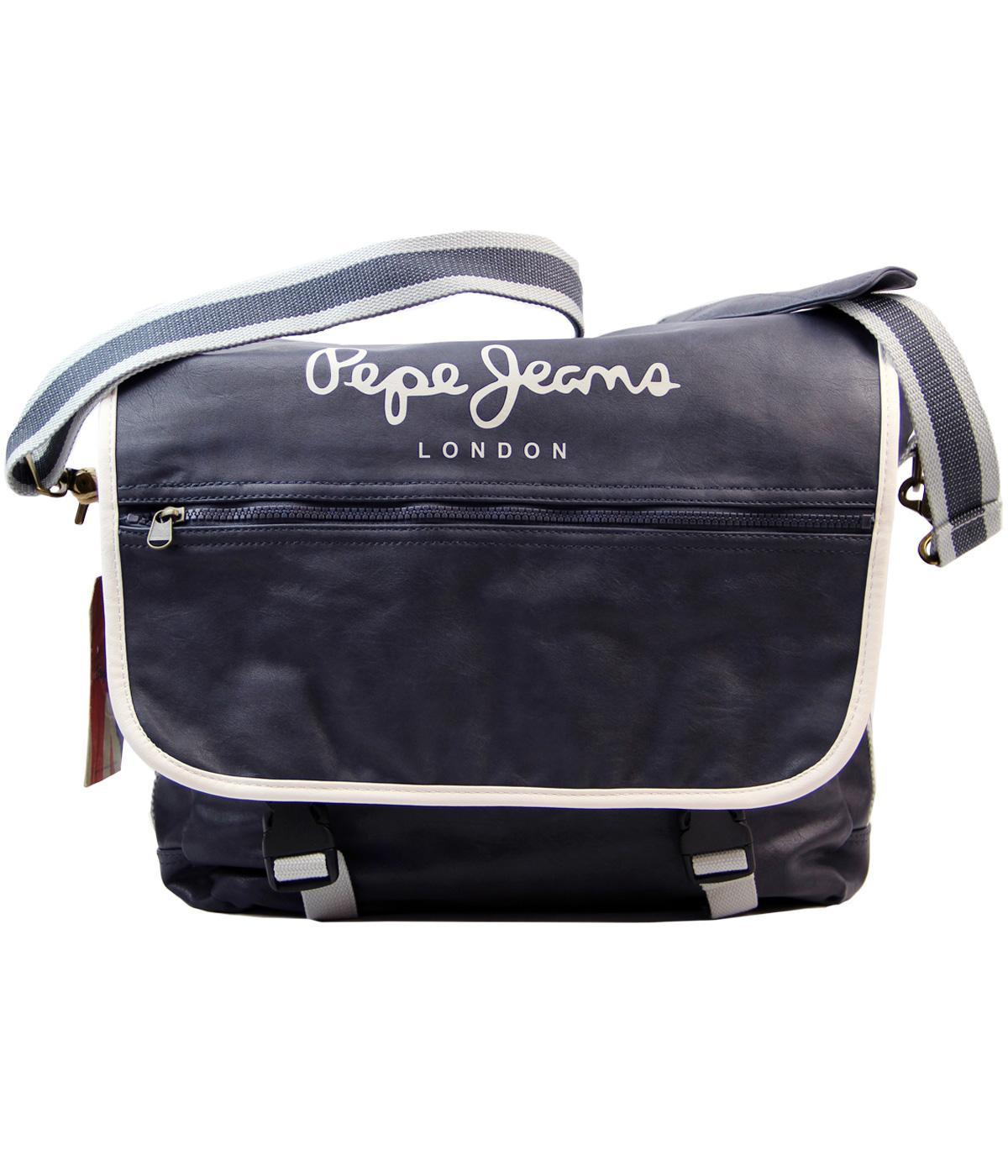 Nicolas PEPE JEANS Retro Mod Shoulder Bag
