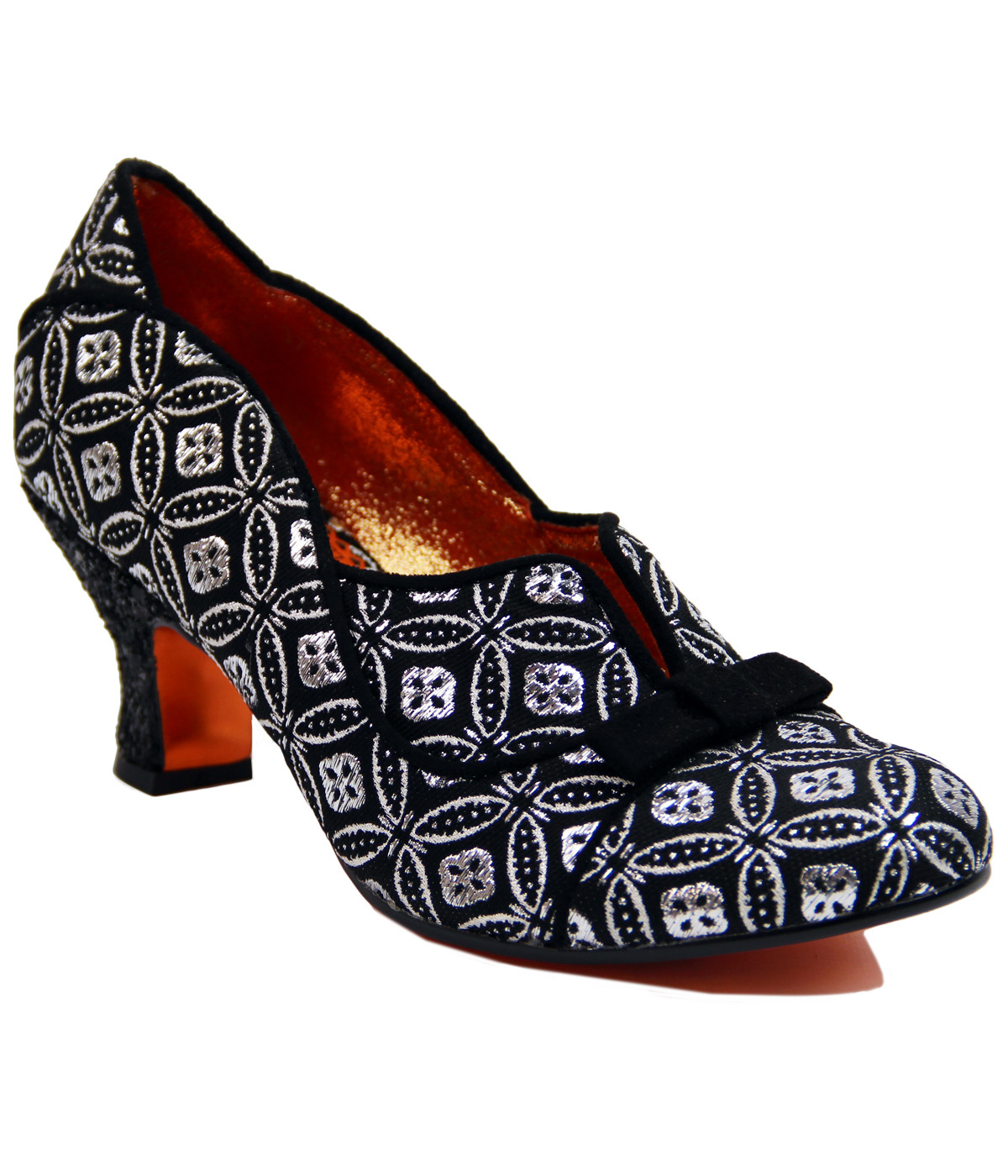 Hold Up POETIC LICENCE Retro Vintage Mid Heels