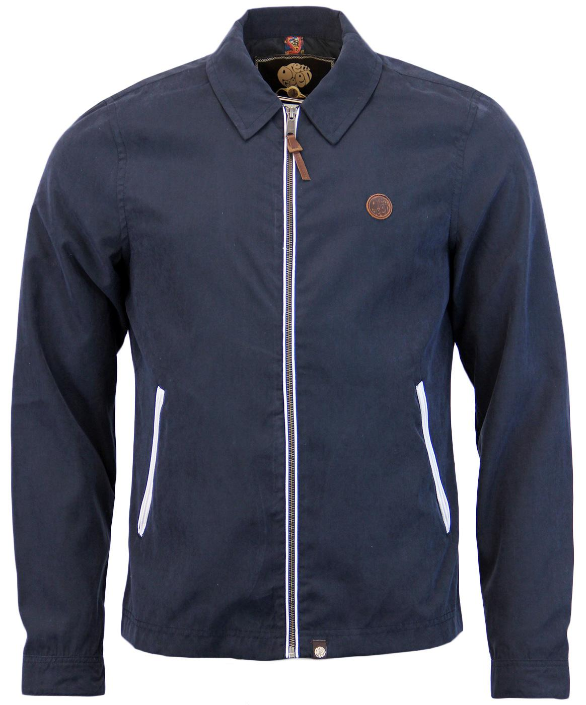 Crestwood PRETTY GREEN Retro Light Weight Jacket