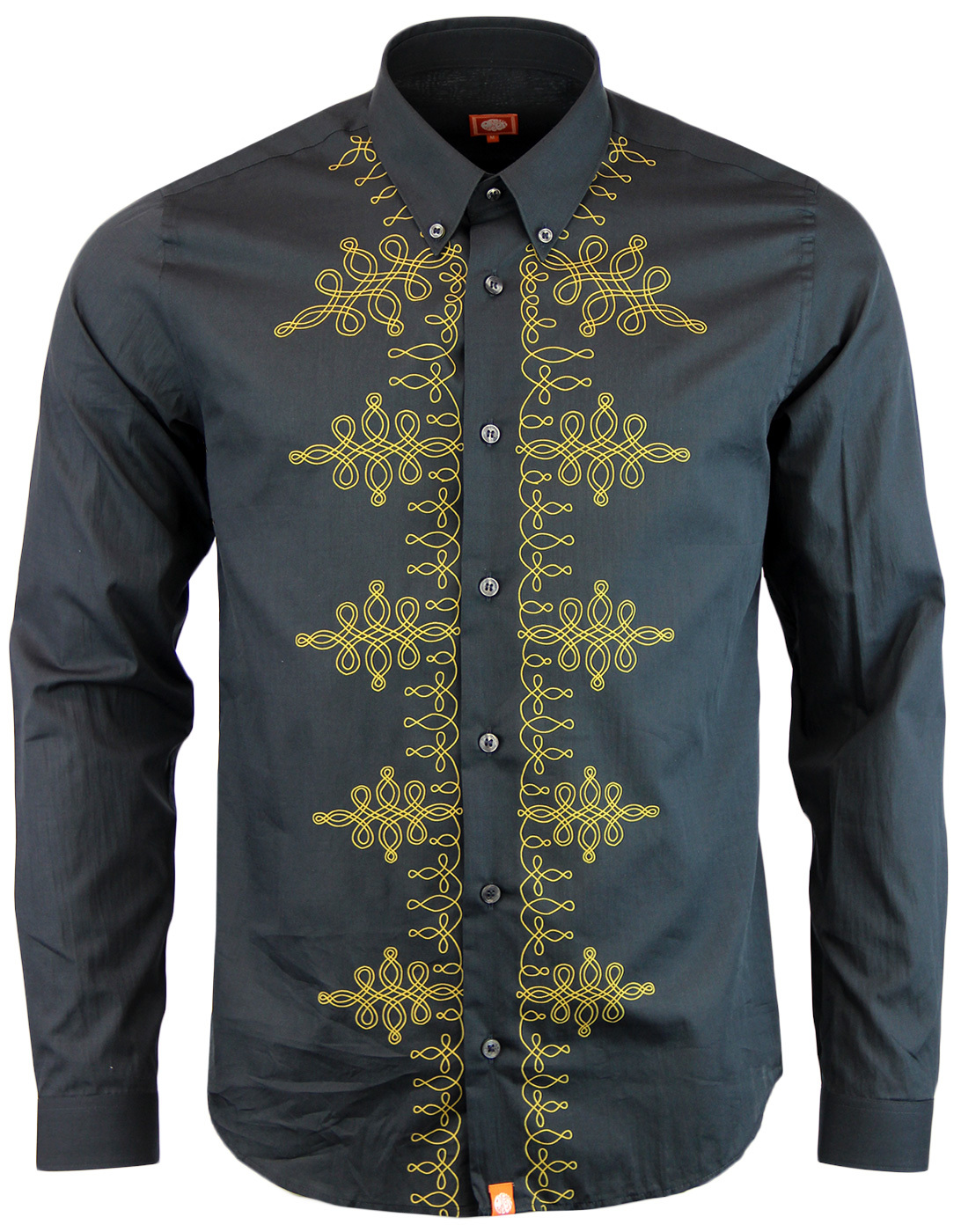 PRETTY GREEN x JIMI HENDRIX Military 1960s Shirt