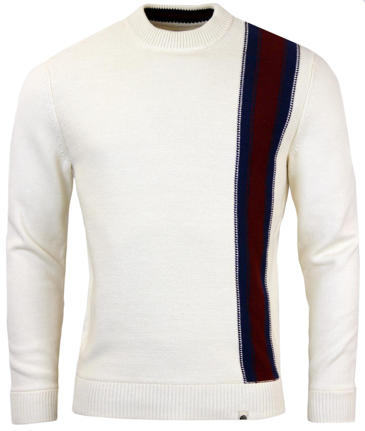 Sherbourne PRETTY GREEN Mock Turtle Neck Jumper