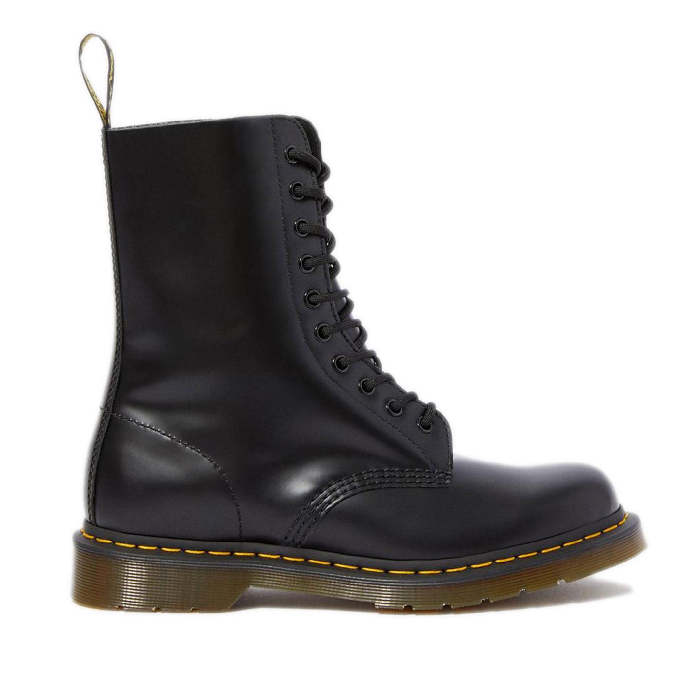 1490 Smooth DR MARTENS Women's 10 Eyelet Boots