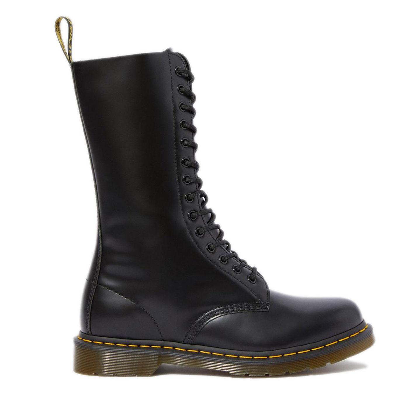1914 Smooth DR MARTENS Men's Lace Up Calf Boots