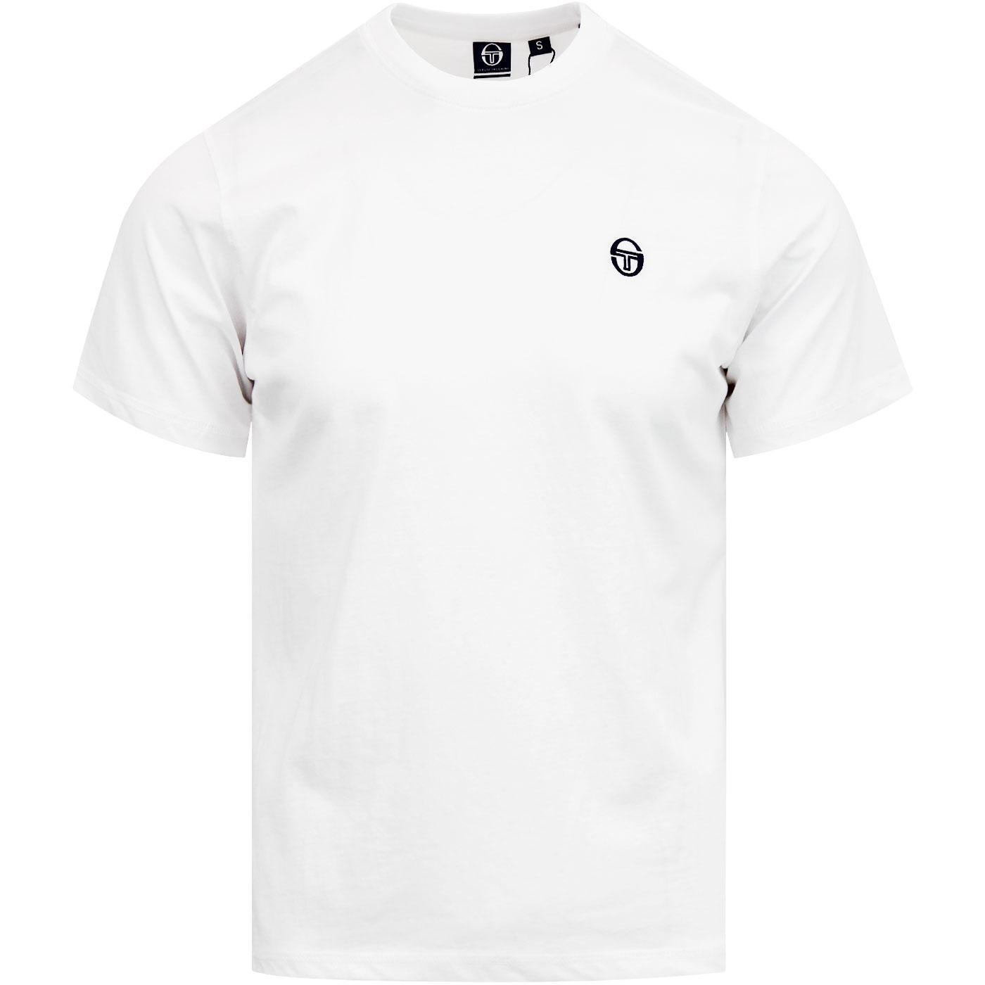 Daiocco SERGIO TACCHINI Retro 80s Logo T-Shirt W