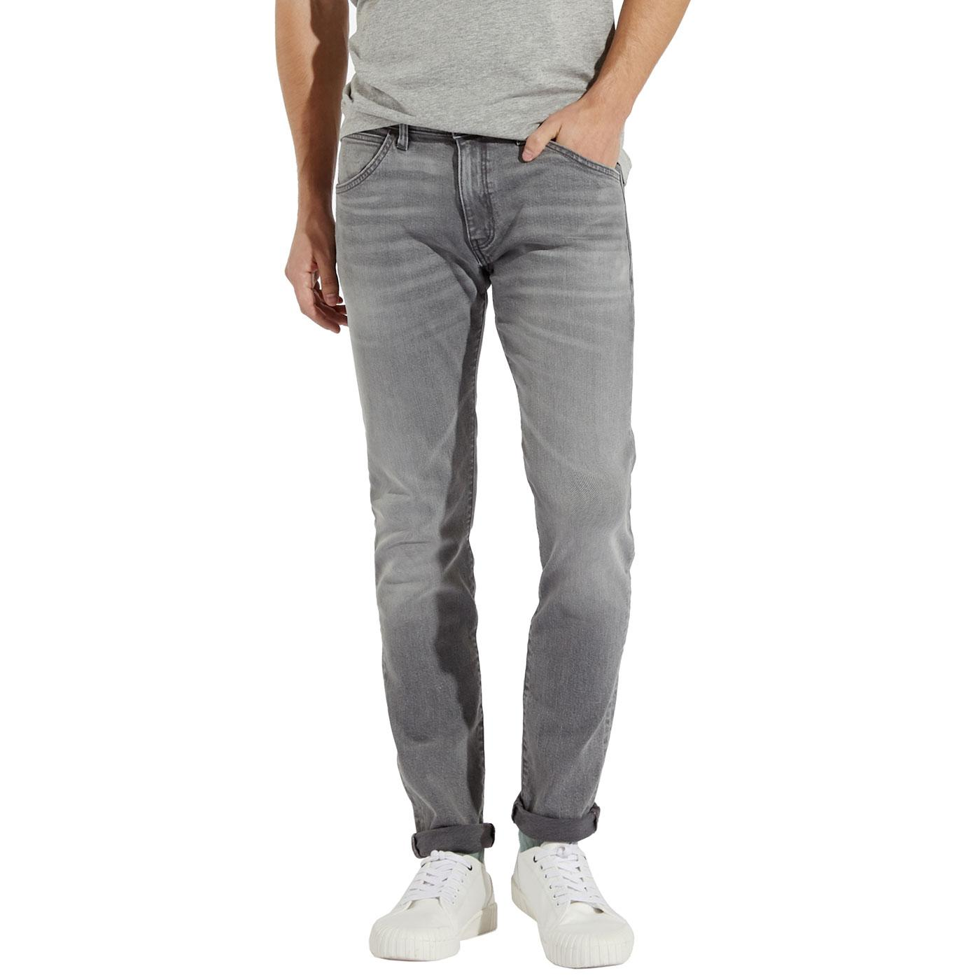 Bryson WRANGLER Retro Skinny Denim Jeans IRON FIST