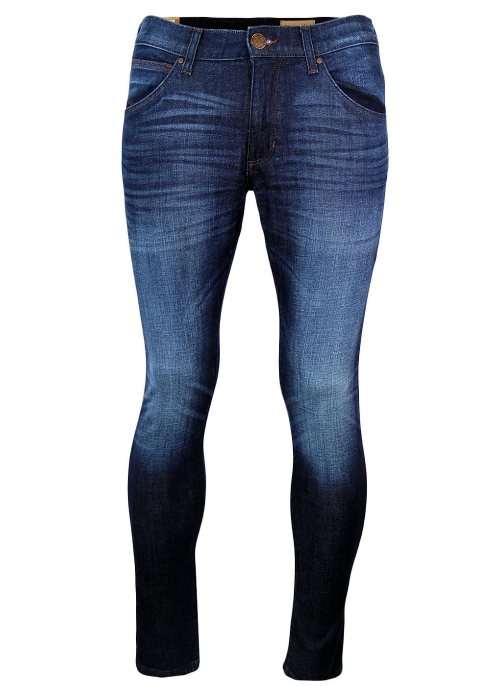 Bryson WRANGLER Retro Mod Skinny Denim Jeans