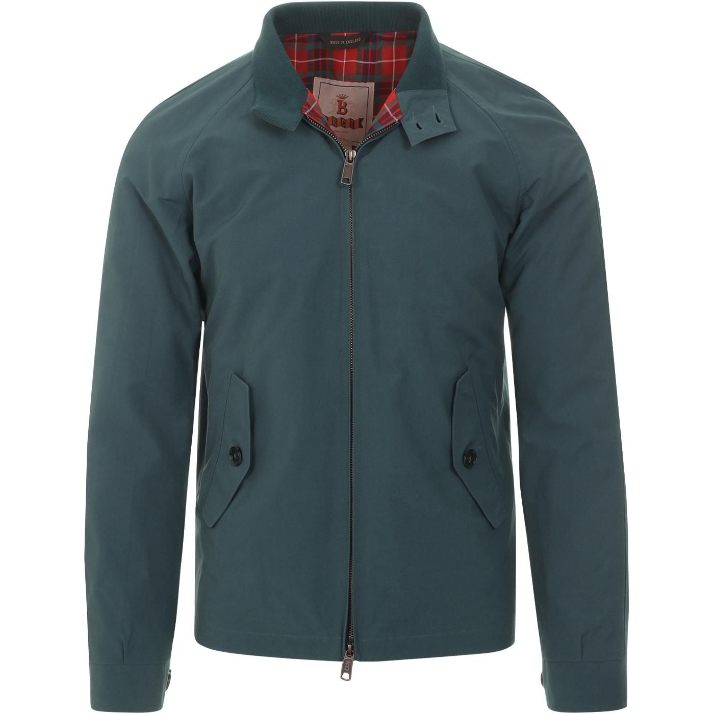 BARACUTA G4 Men's Made In England Harrington BL