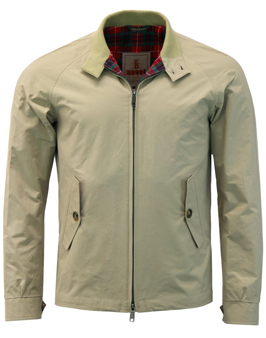 BARACUTA G4 Original Made In England Harrington N