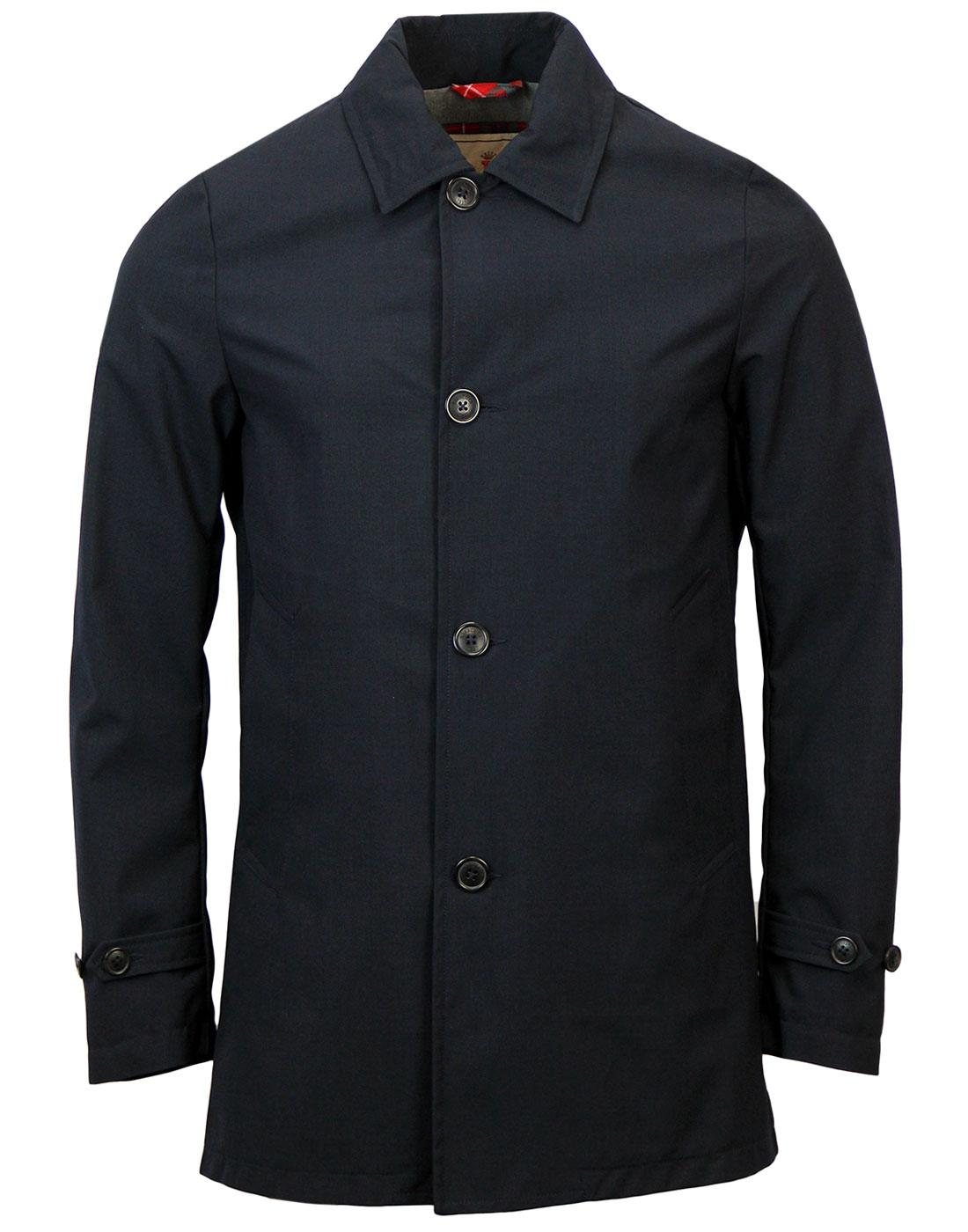 Muirfield BARACUTA Mod Bonded Mac Trench Coat