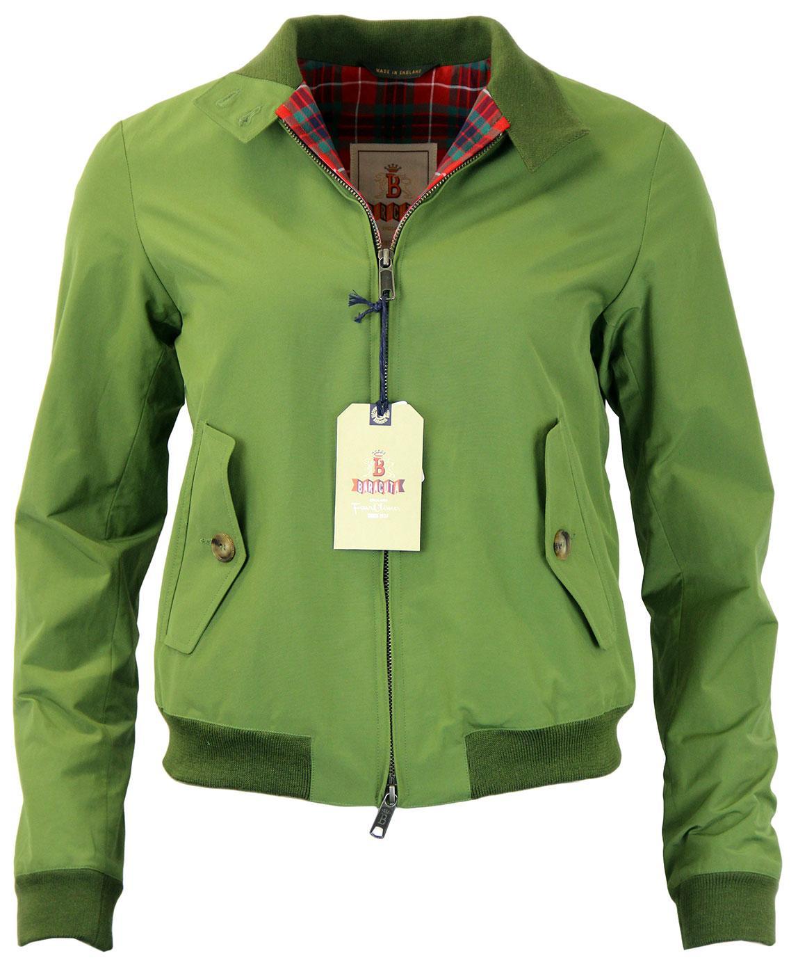 BARACUTA Womens G9 Original Harrington Jacket (OG)