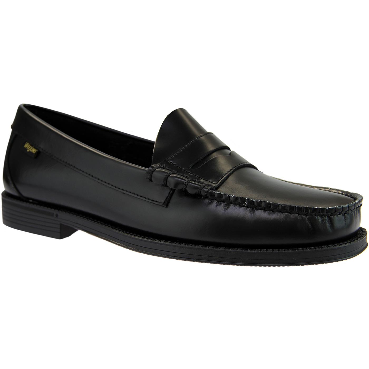 Larson Easy BASS WEEJUNS Mod 60's Penny Loafers B