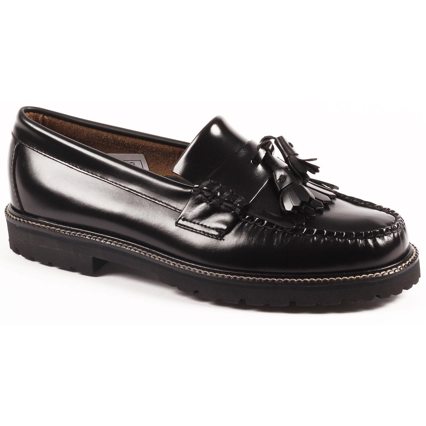 Layton Weejun 90 BASS WEEJUNS Mod Kiltie Loafers B