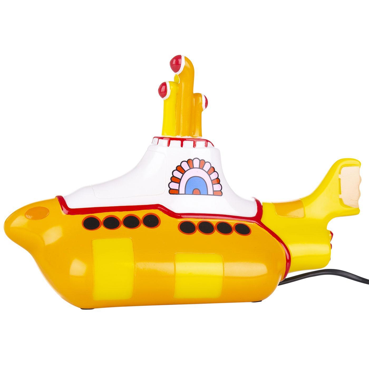 THE BEATLES Yellow Submarine Table Lamp