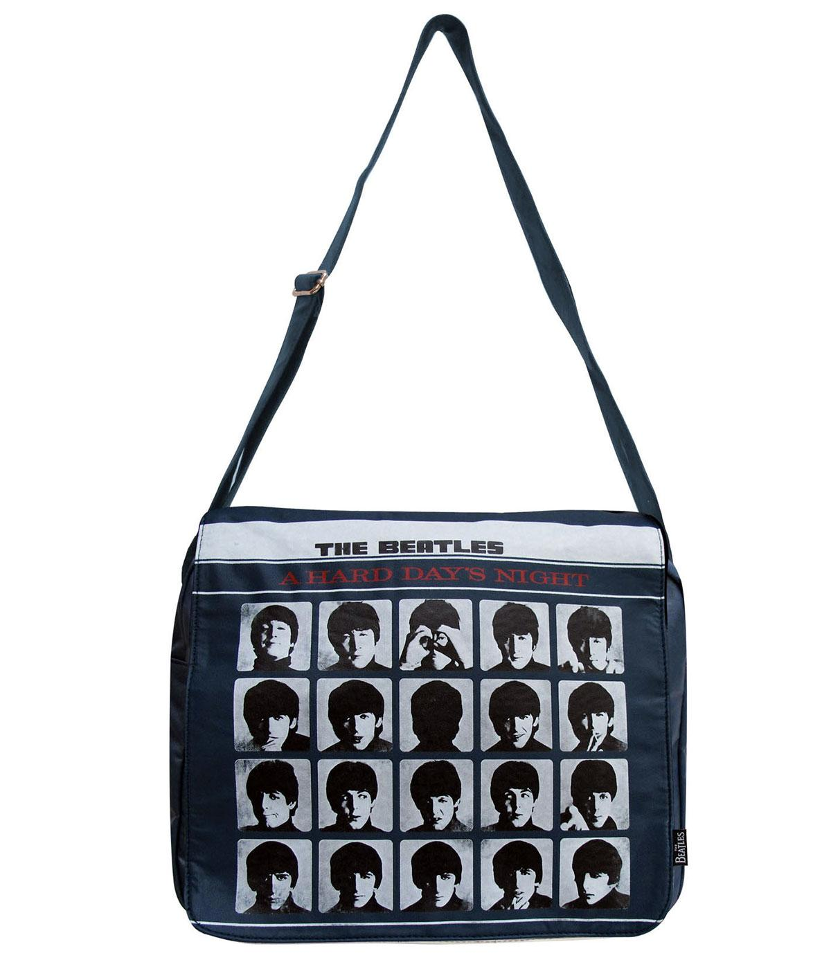 Beatles Hard Days Night DISASTER DESIGNS Bag