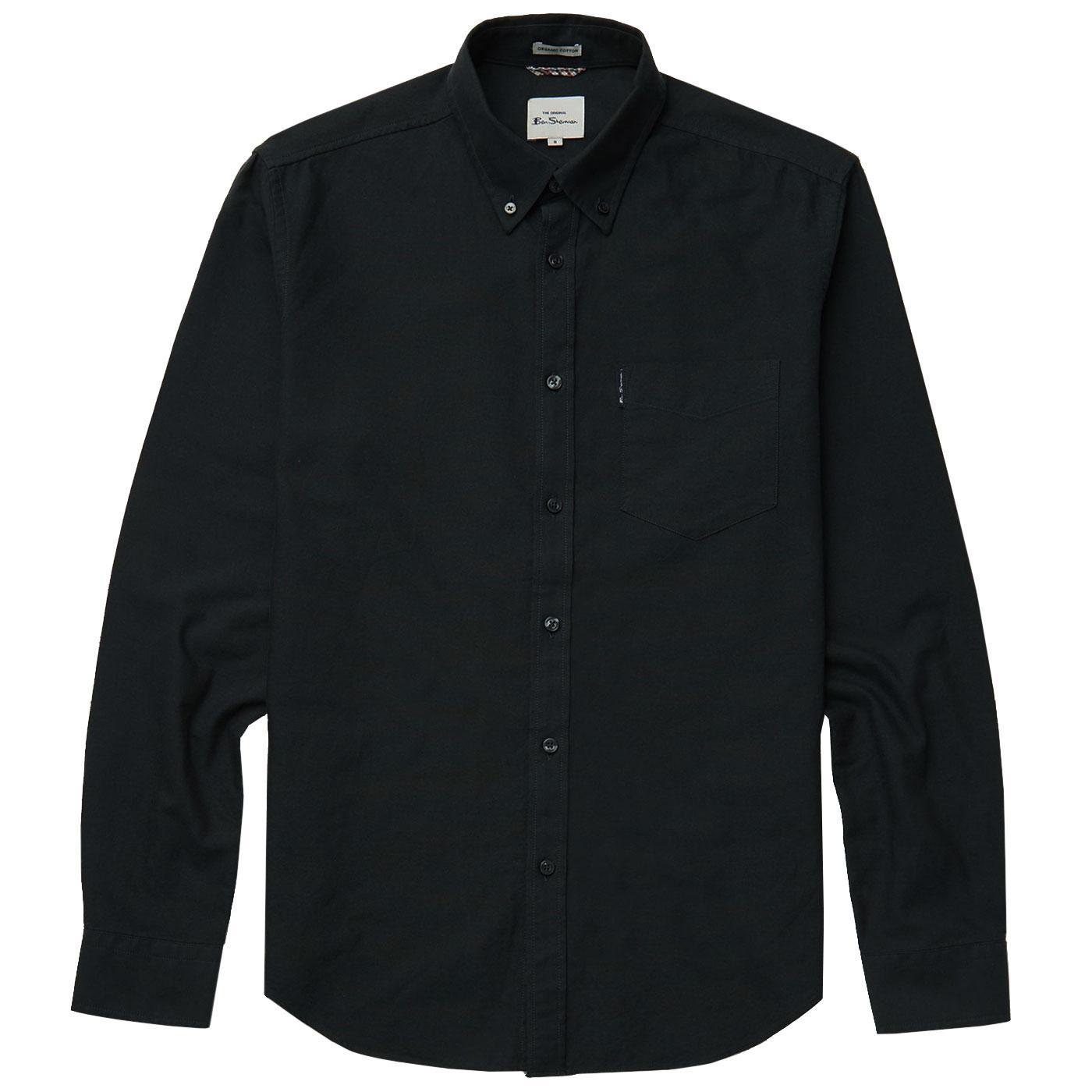 BEN SHERMAN Signature Button Down Oxford Shirt (B)