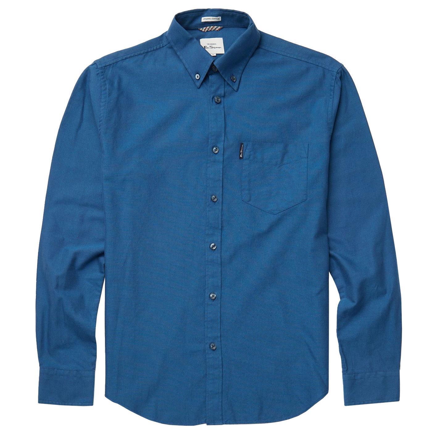BEN SHERMAN Signature Button Down Oxford Shirt PB