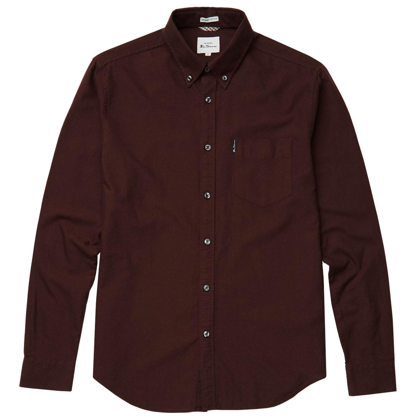 BEN SHERMAN Signature Button Down Oxford Shirt Bo