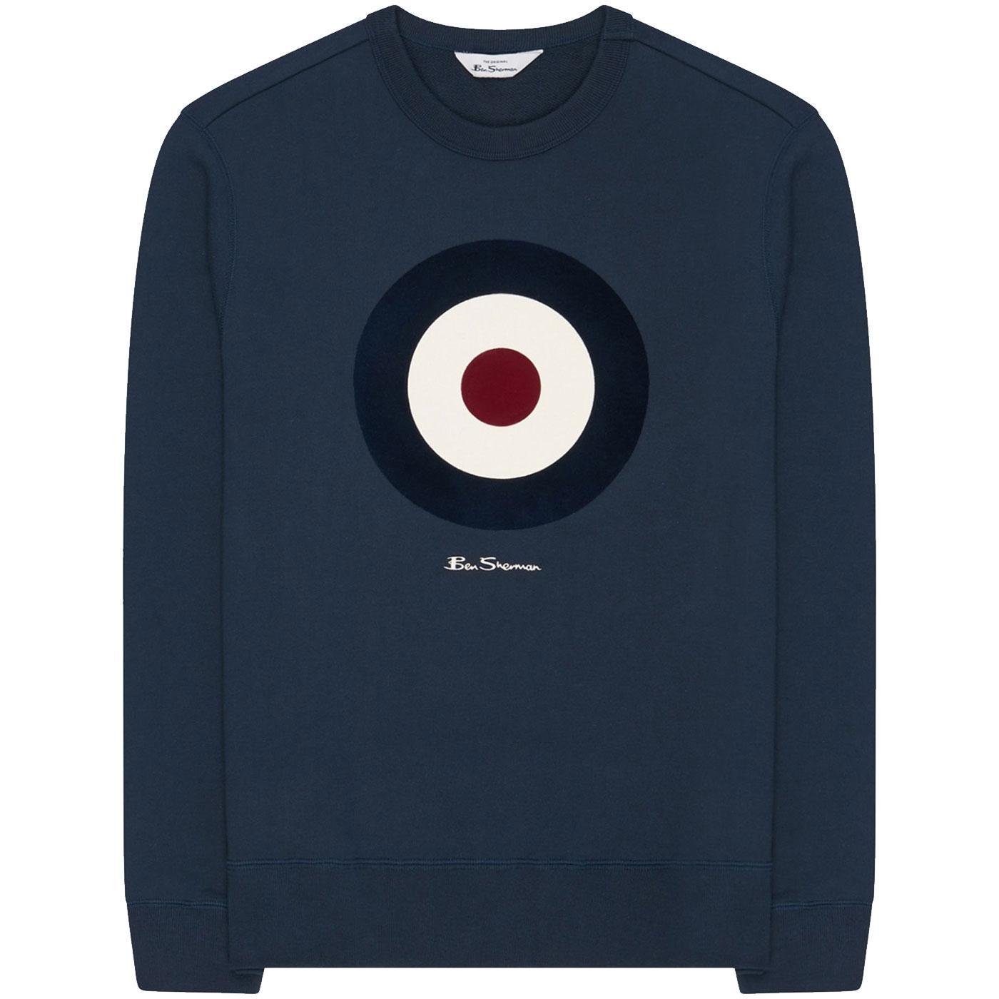 BEN SHERMAN Signature Mod Target Sweatshirt DN