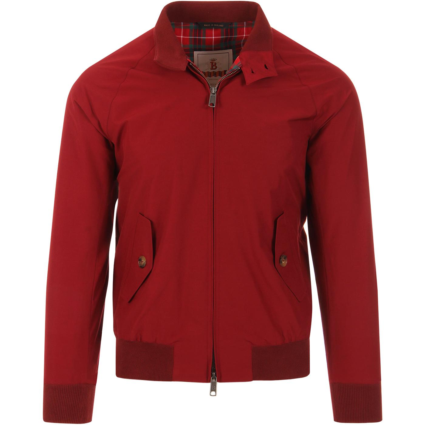 BARACUTA G9 Made in England Harrington (Ruby Red)