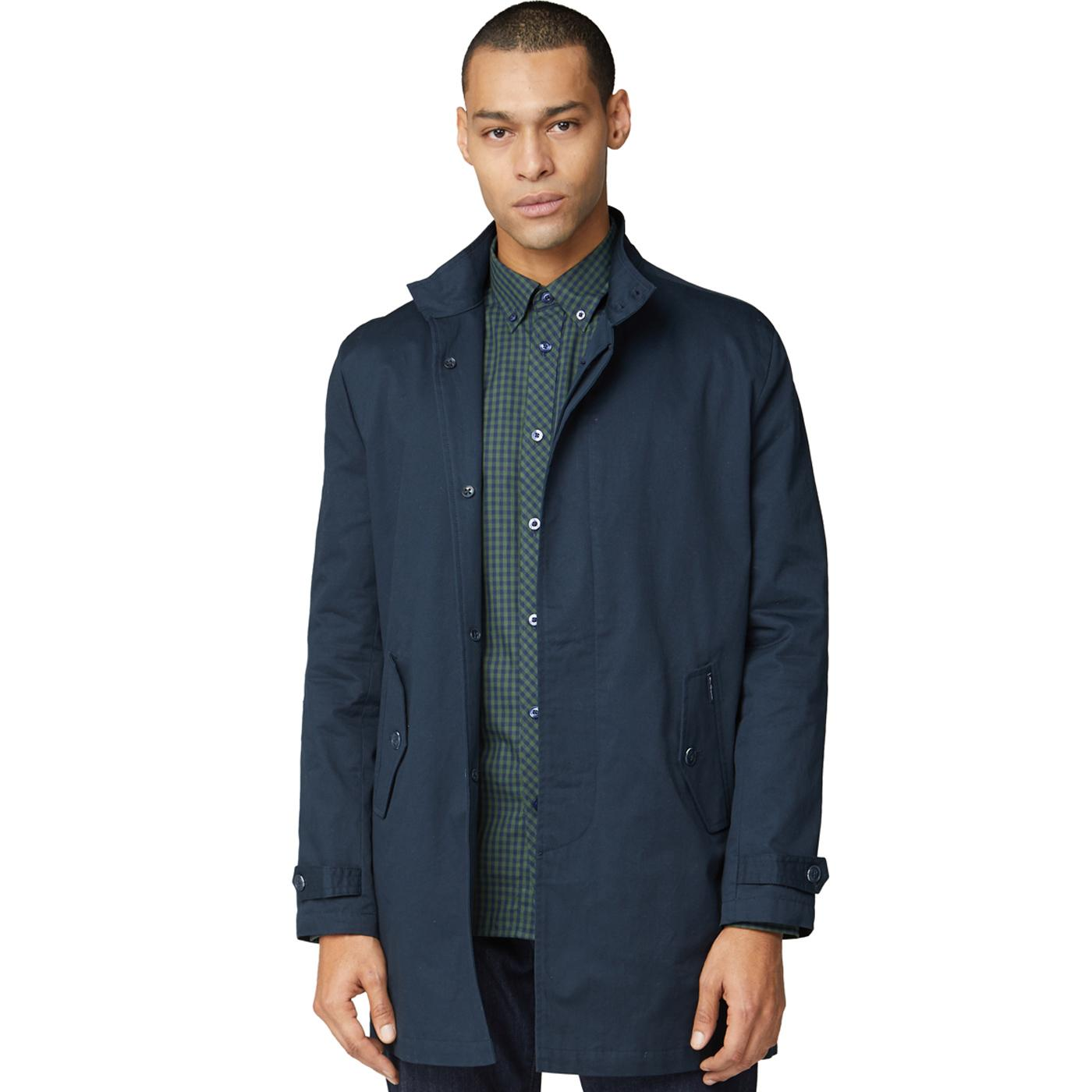 Harrimac BEN SHERMAN Mod Harrington Mac Jacket DN