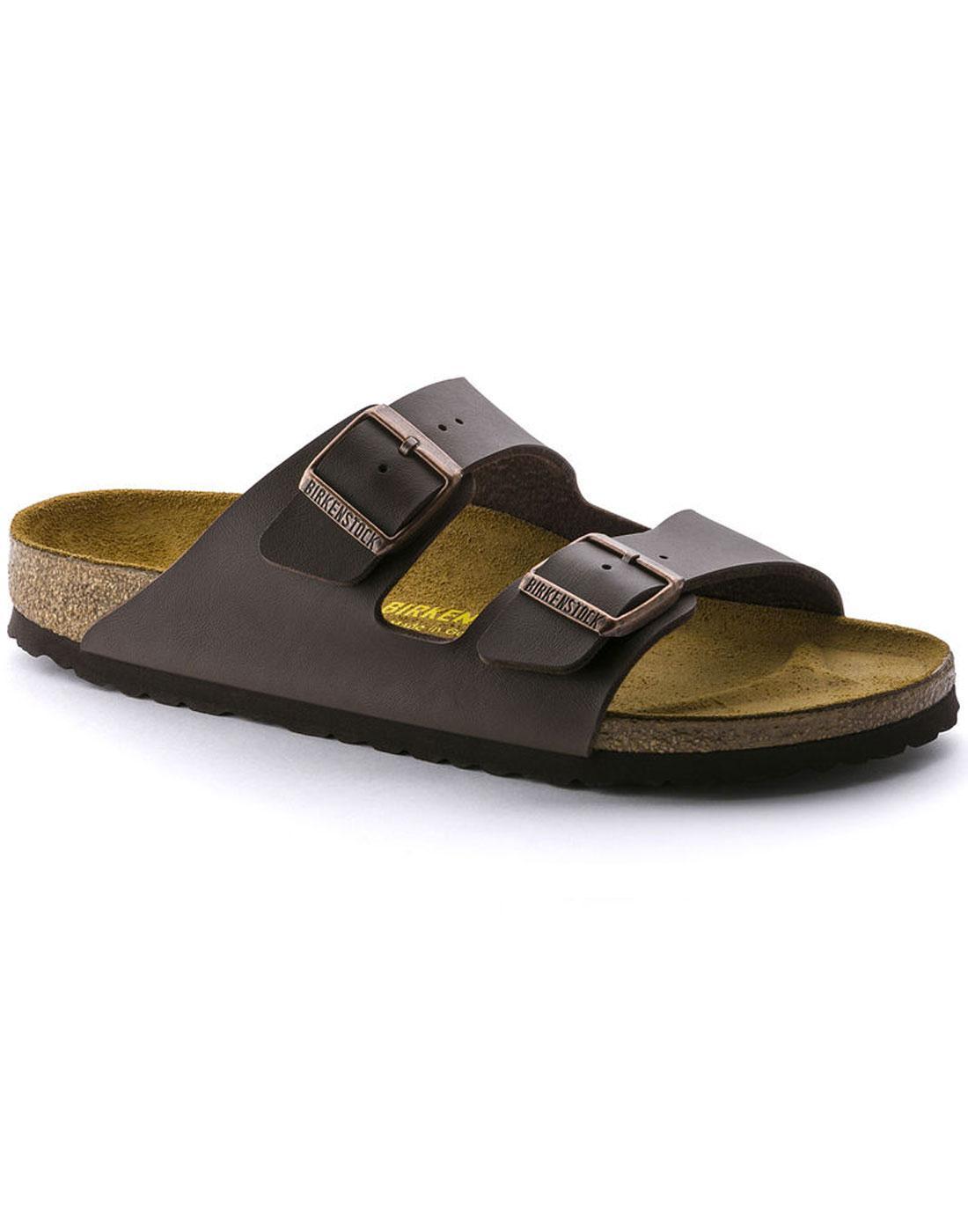Arizona BIRKENSTOCK Womens 2 Strap 70s Sandals DB