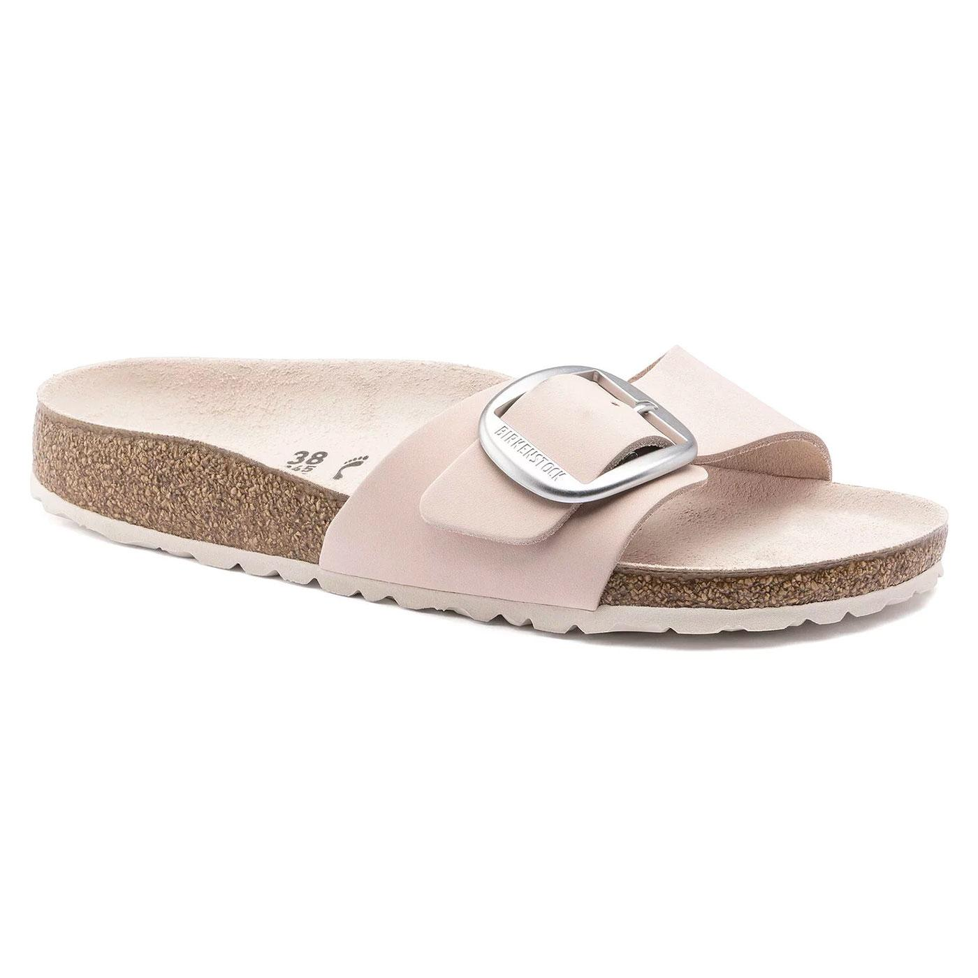 Madrid Big Buckle BIRKENSTOCK Sandals (Light Rose)