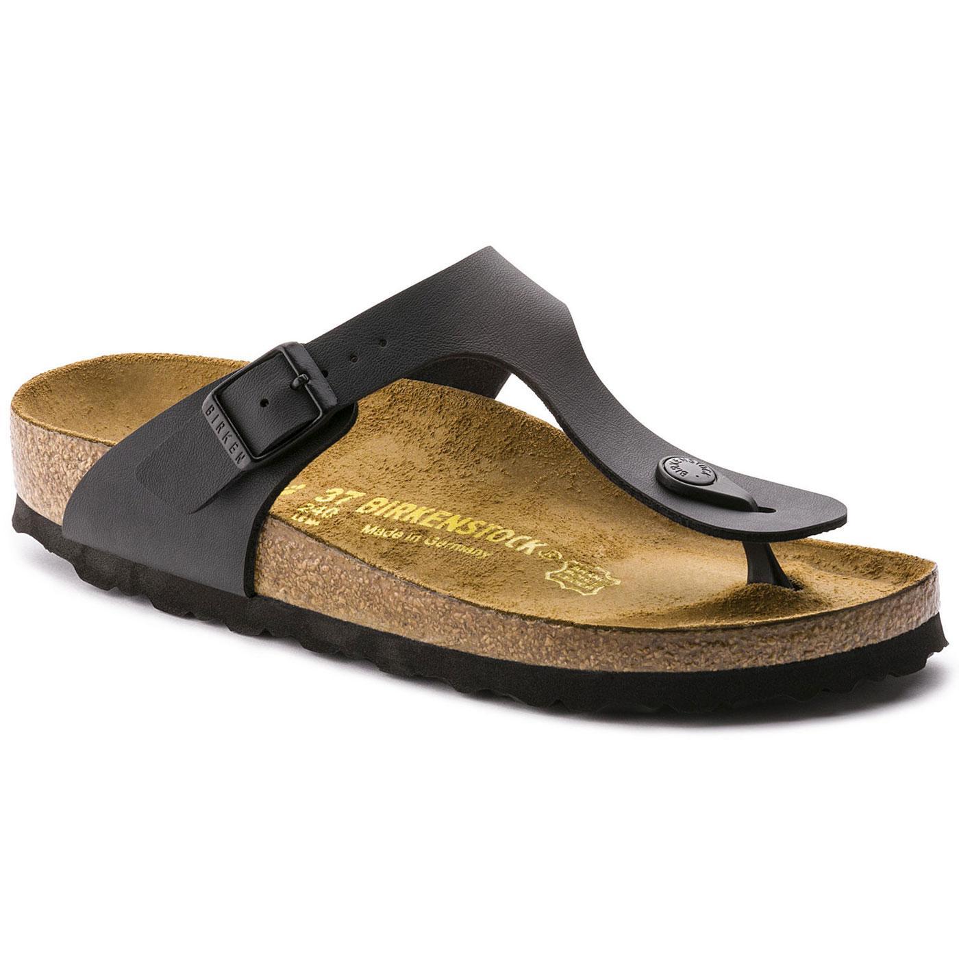 Gizeh BIRKENSTOCK Mens Retro Toe Grip Sandals B