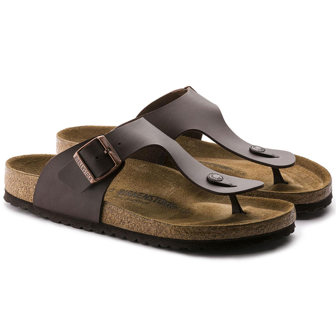 Ramses BIRKENSTOCK Men's Retro Toe Grip Sandals DB